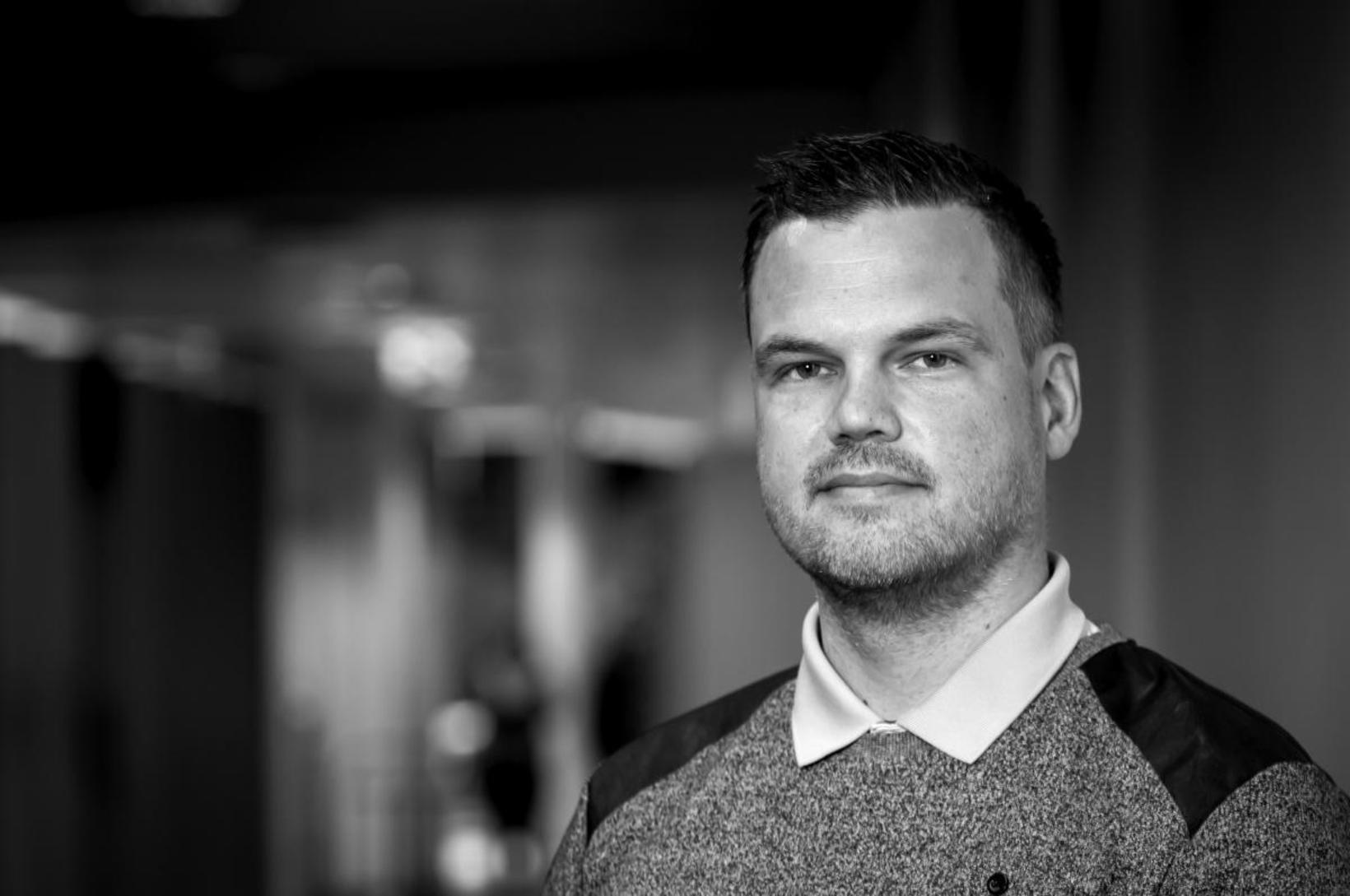 Haraldur Logi Hringsson lögreglufulltrúi segir mikilvægt að vera góður í …
