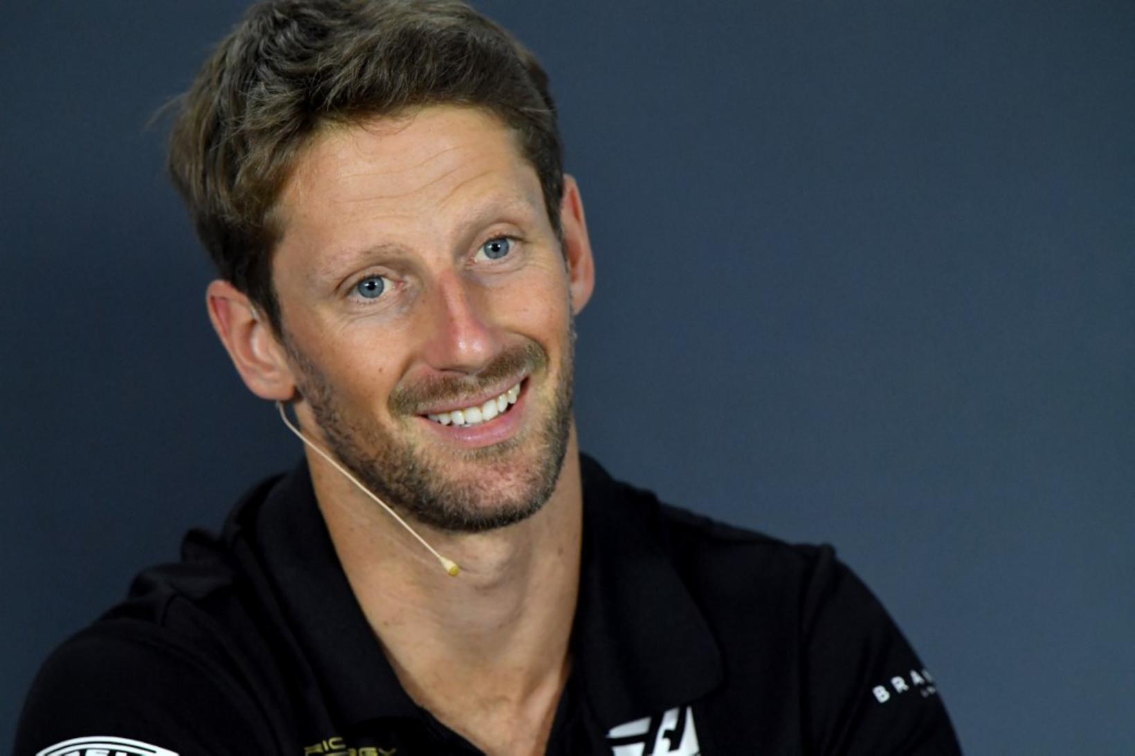 Romain Grosjean fer til keppni í IndyCar í Bandaríkjunum.
