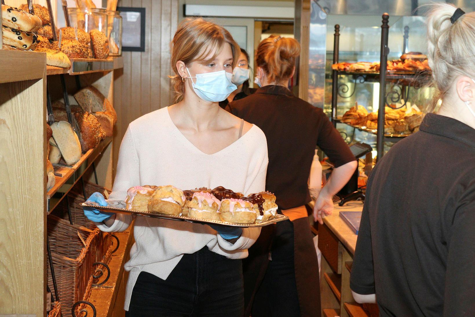 From Mosfellsbakarí bakery.