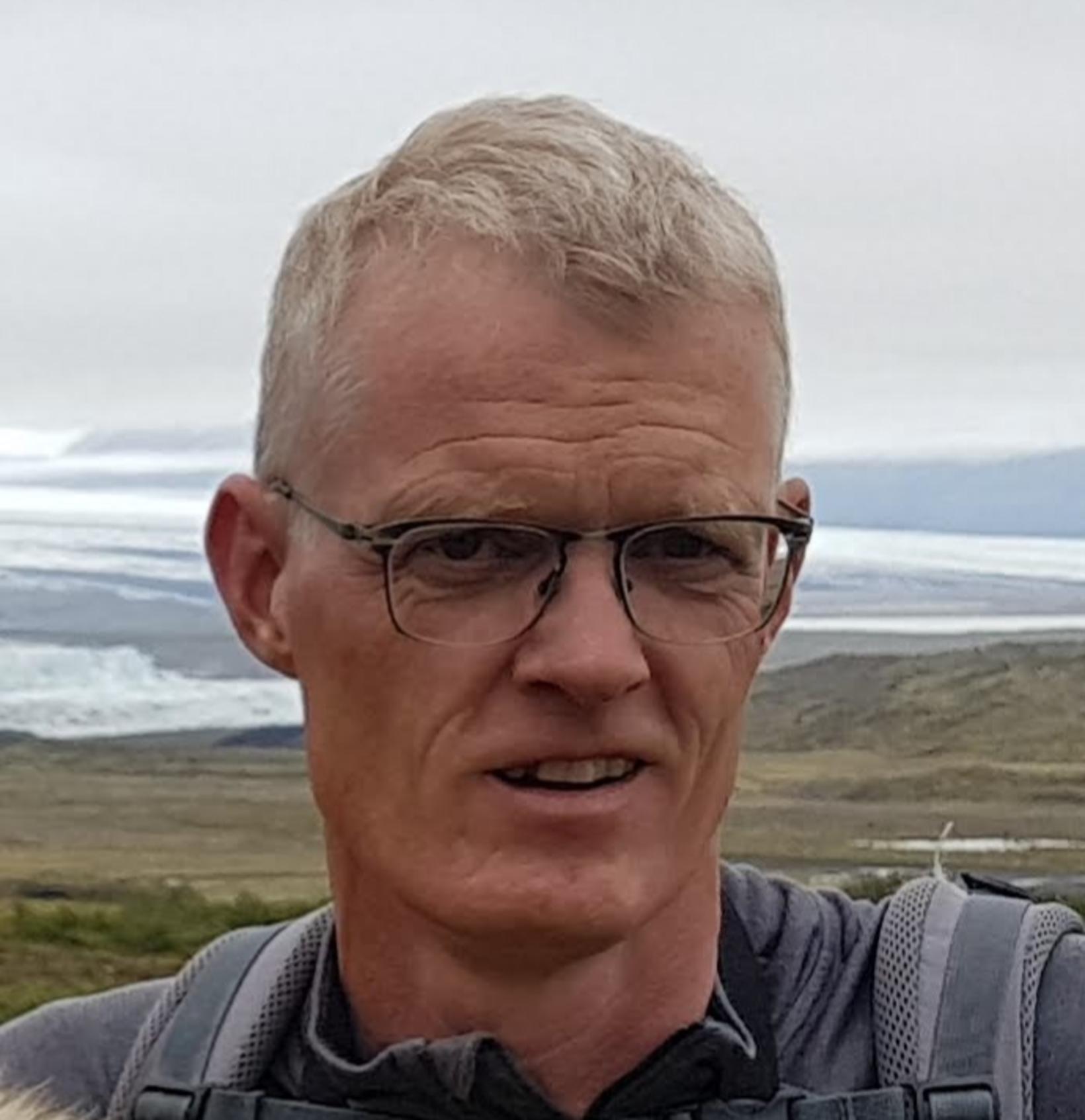Magni Þór Pálsson raforkuverkfræðingur.
