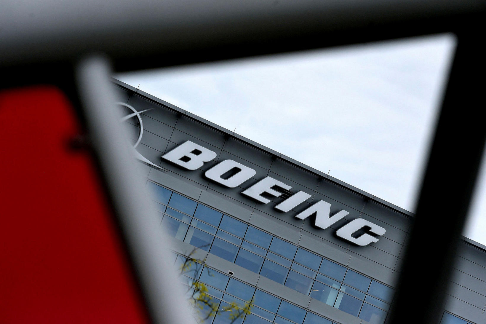 Höfuðstöðvar Boeing í Virginíu í Bandaríkjunum.