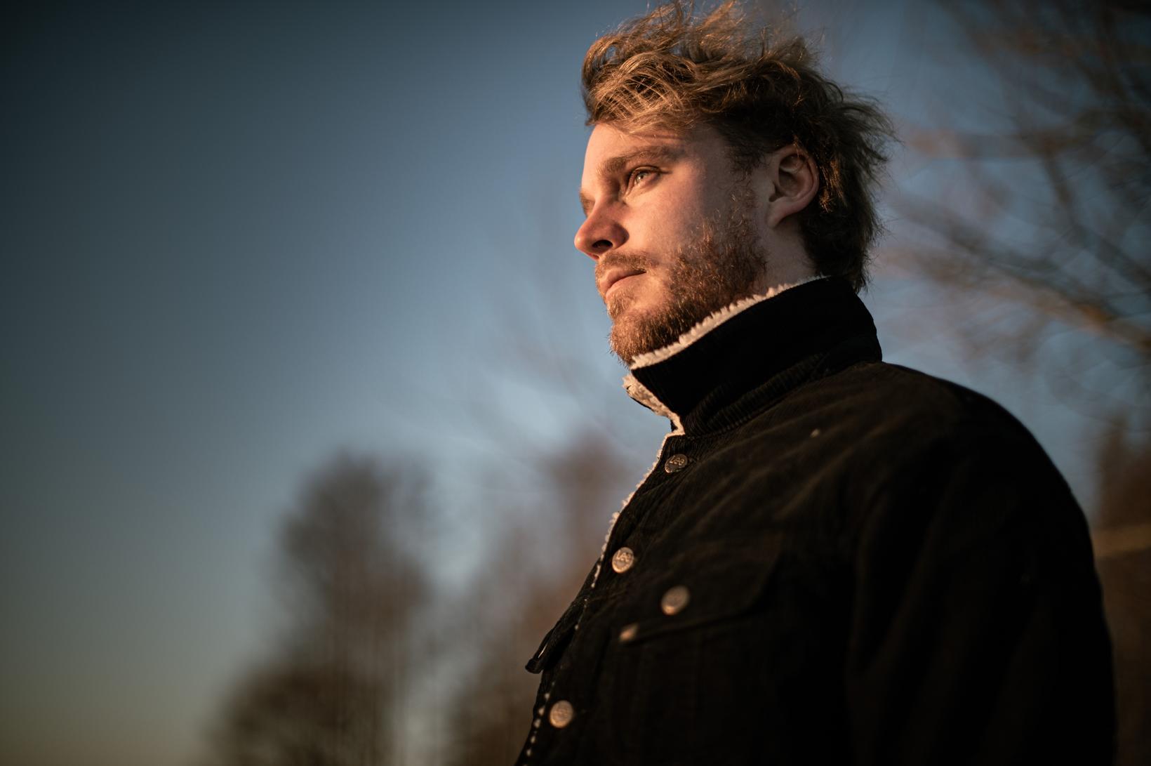 Sænsk-íslenski tónlistarmaður Freyr.