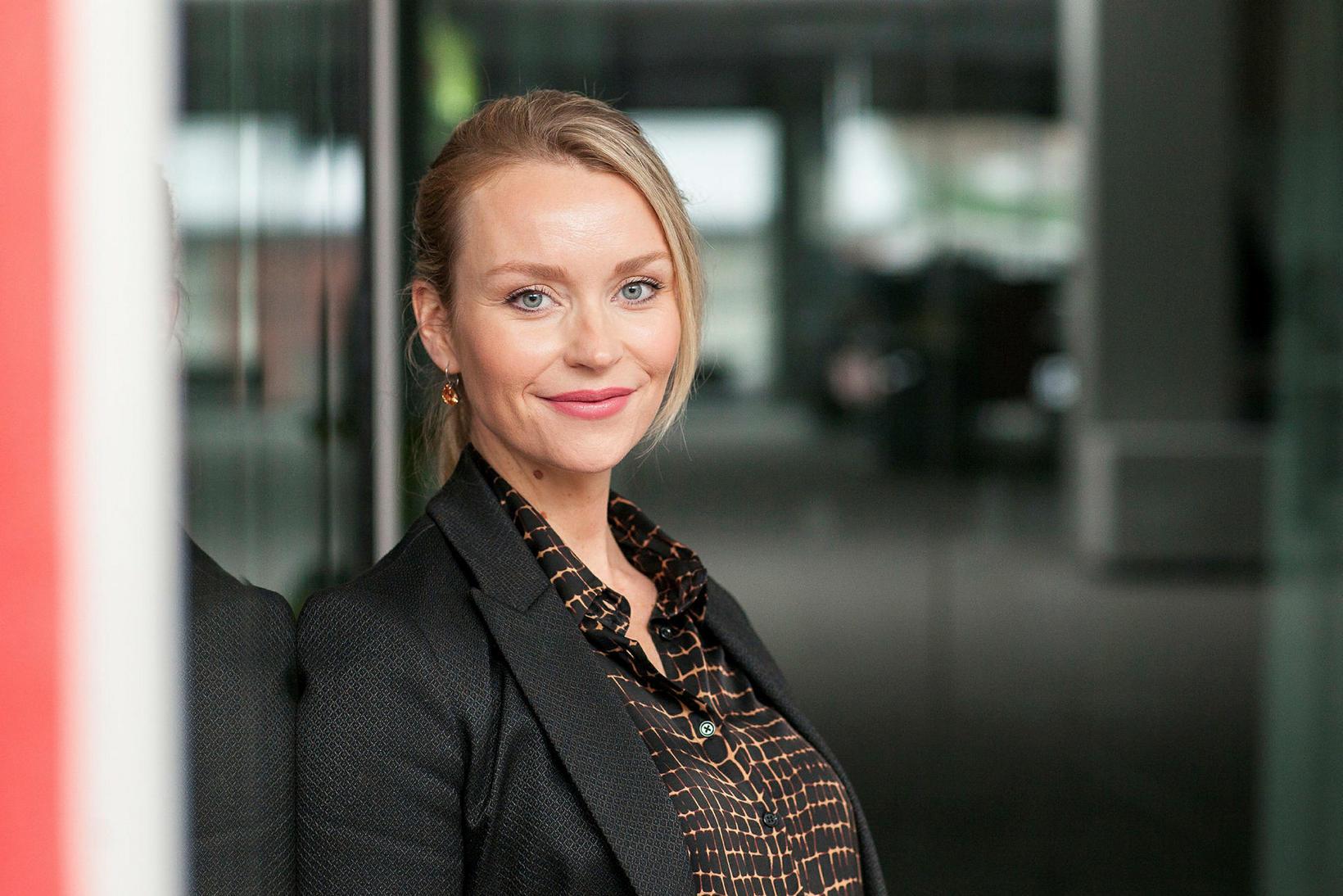 Guðrún Aðalsteinsdóttir.