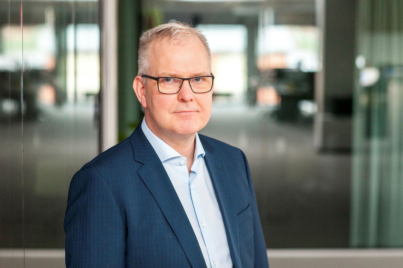 Sigurður Gunnar Markússon.