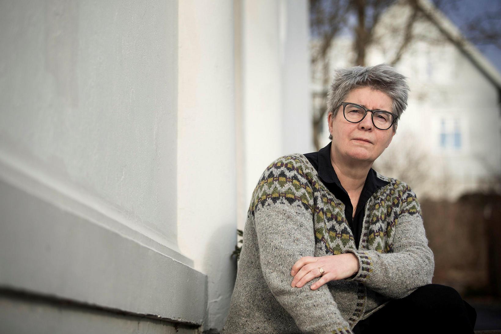 Eiríksína Eyja Ásgrímsdóttir segir mikilvægt að hlusta oftar á hvað …