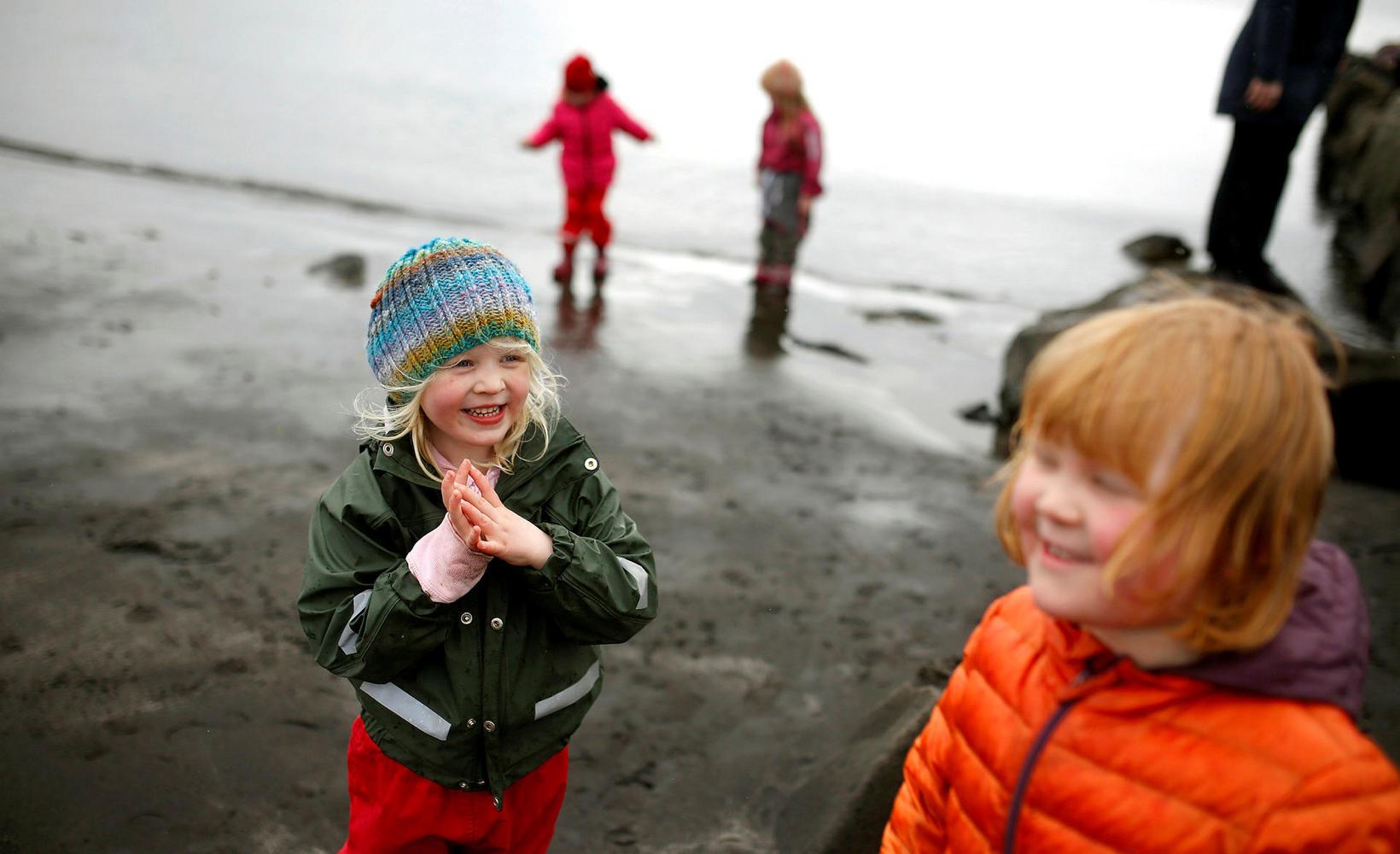 Kennari lýsti hvernig hann upplifði þakklæti frá foreldrum vegna þess …