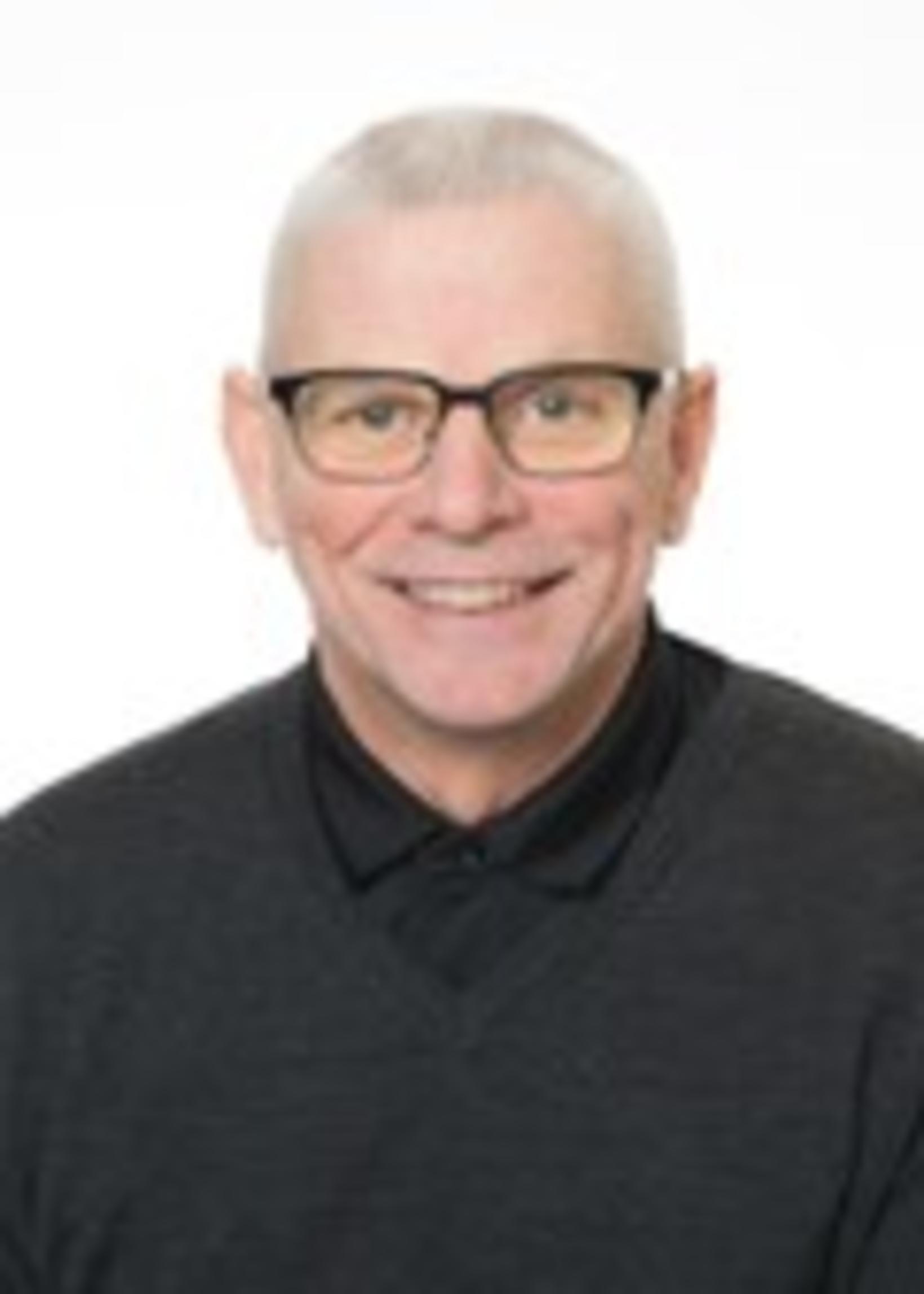 Egill Þorsteinn Sigmundsson, sviðsstjóri rafmagnssviðs HS Veitna.