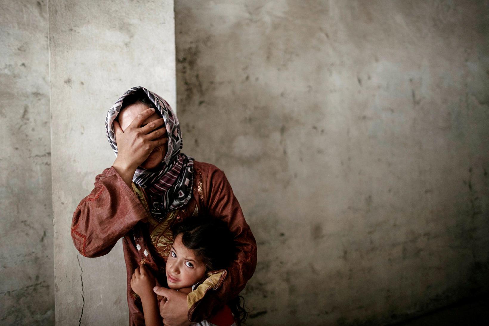 13. september 2012 í Ahad-hverfinu í Aleppo.