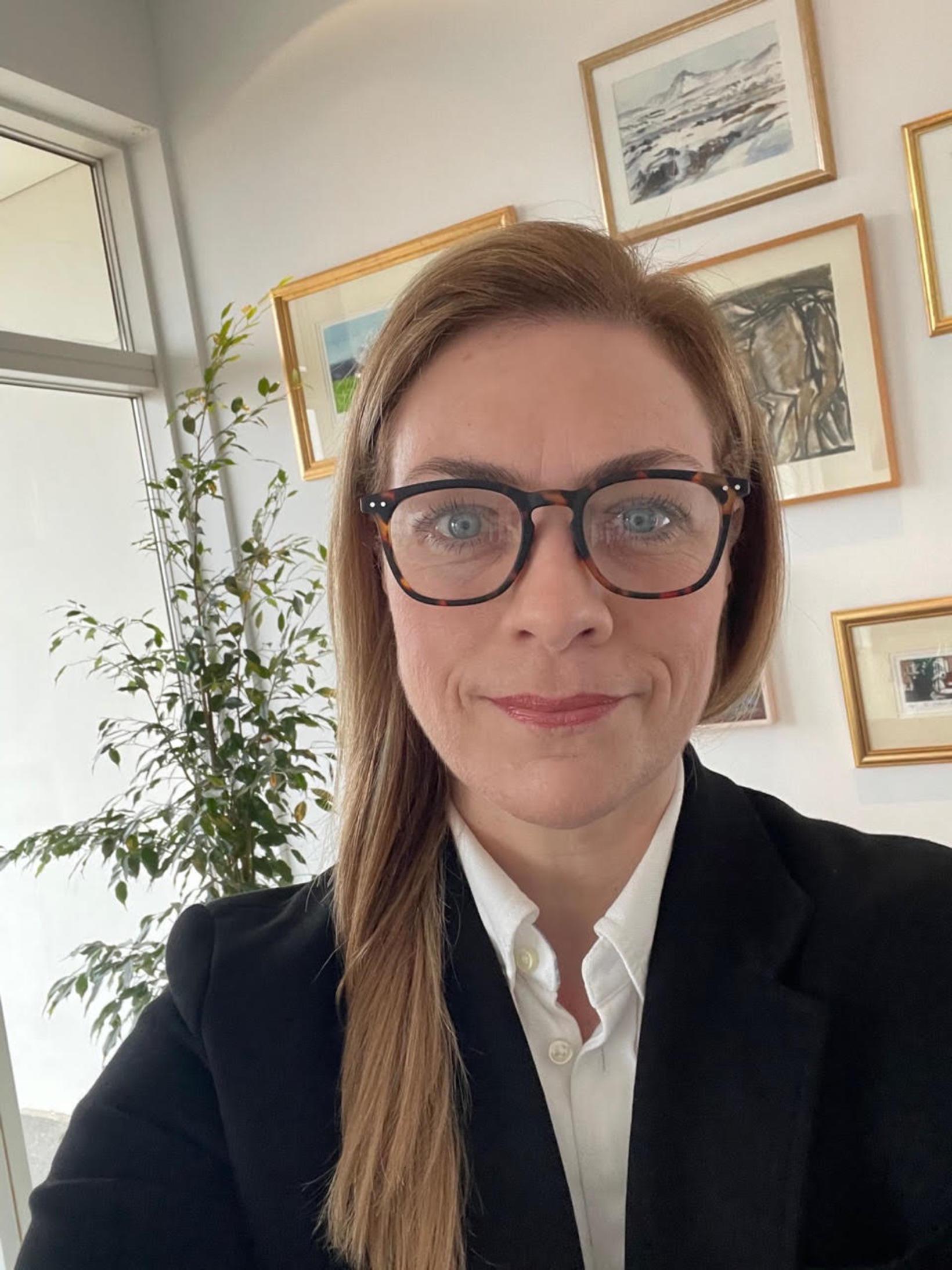 Erna Geirlaug er innanhússarkitekt að mennt og hefur hannað ófá …