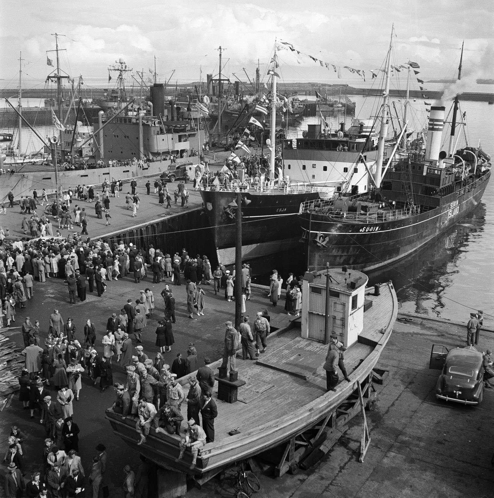 Vignir starfaði sem ljósmyndari frá 1917 til 1965.