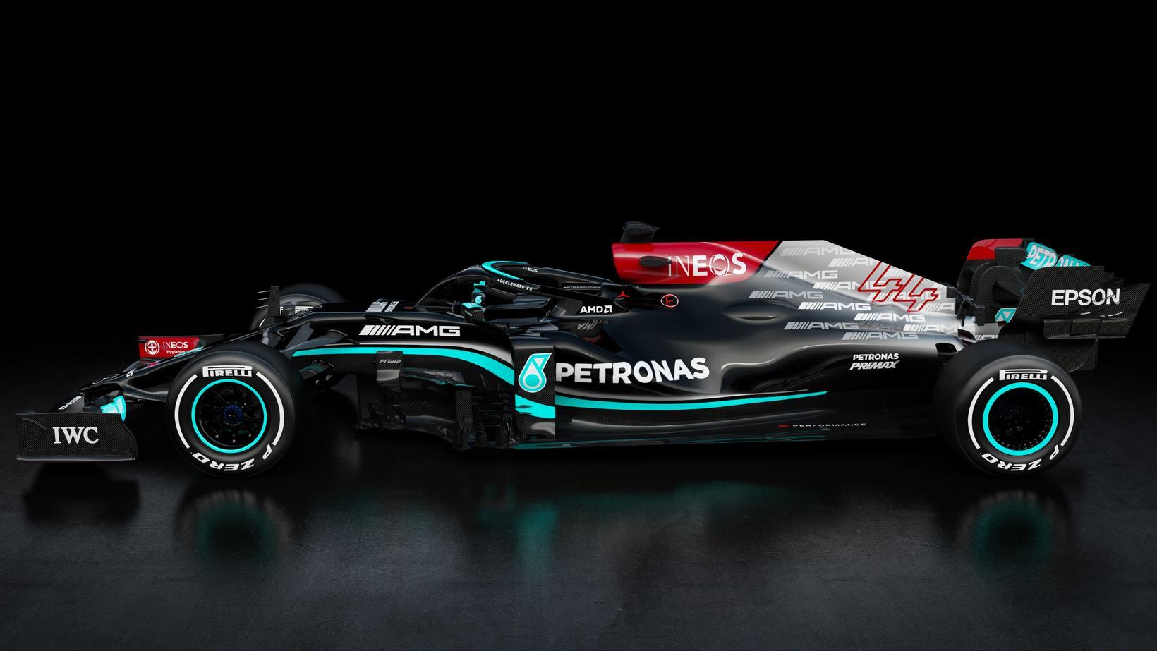 2021 bíll Mercedes,