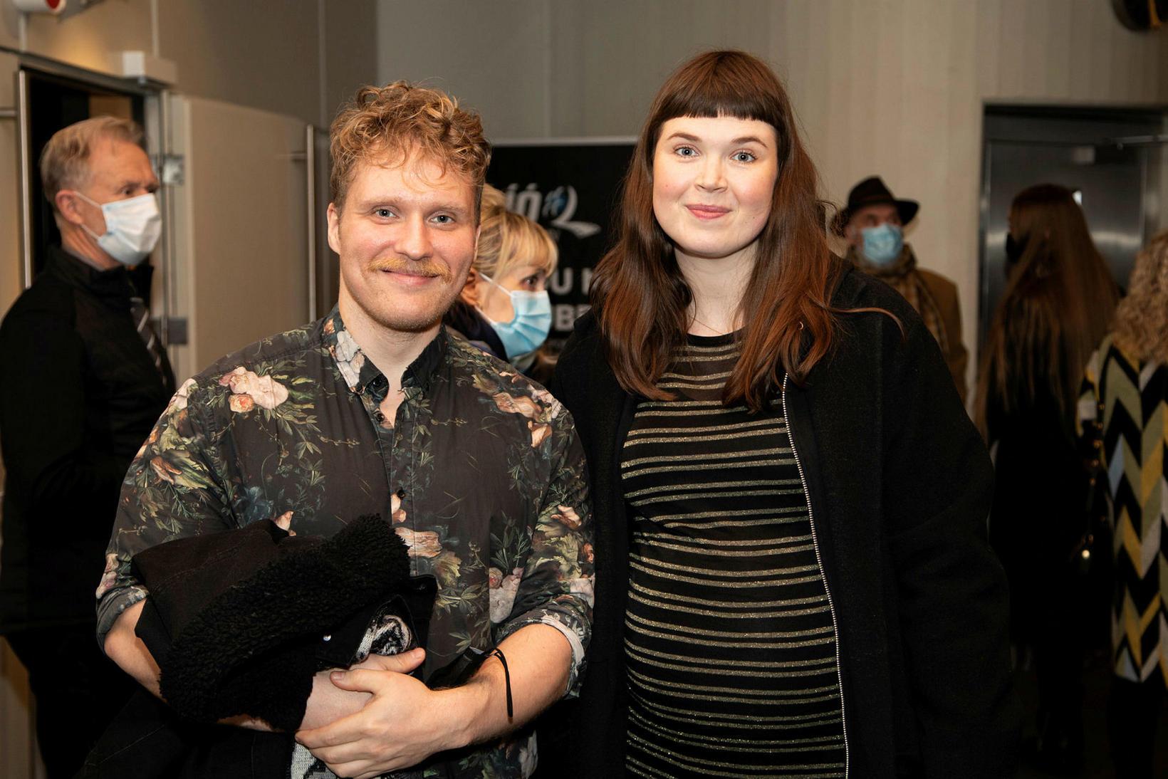 Magnús Elvar Jónsson og Ólöf Kristín Helgadóttir.