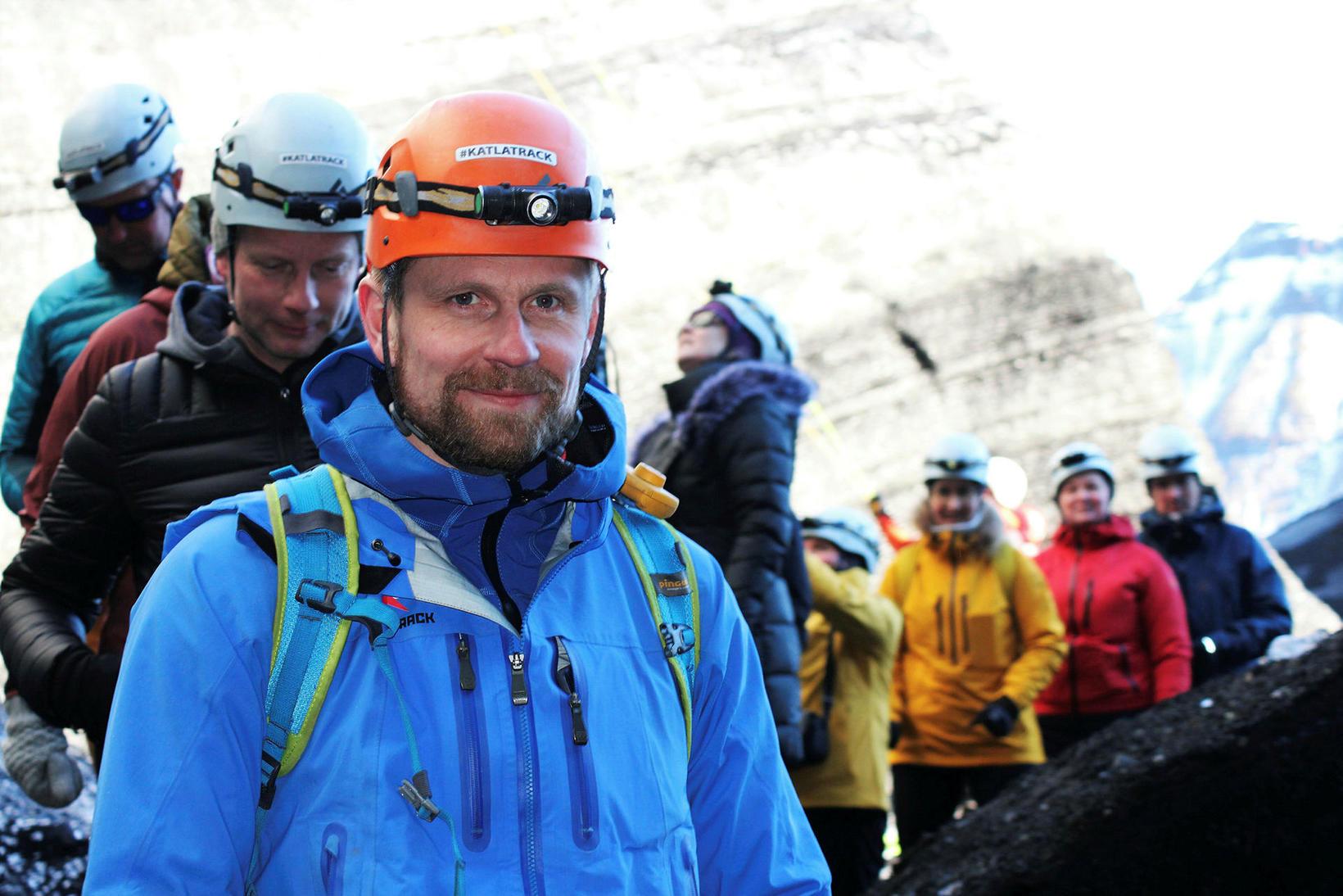 Guðjón Þorsteinn Guðmundsson, in good company.