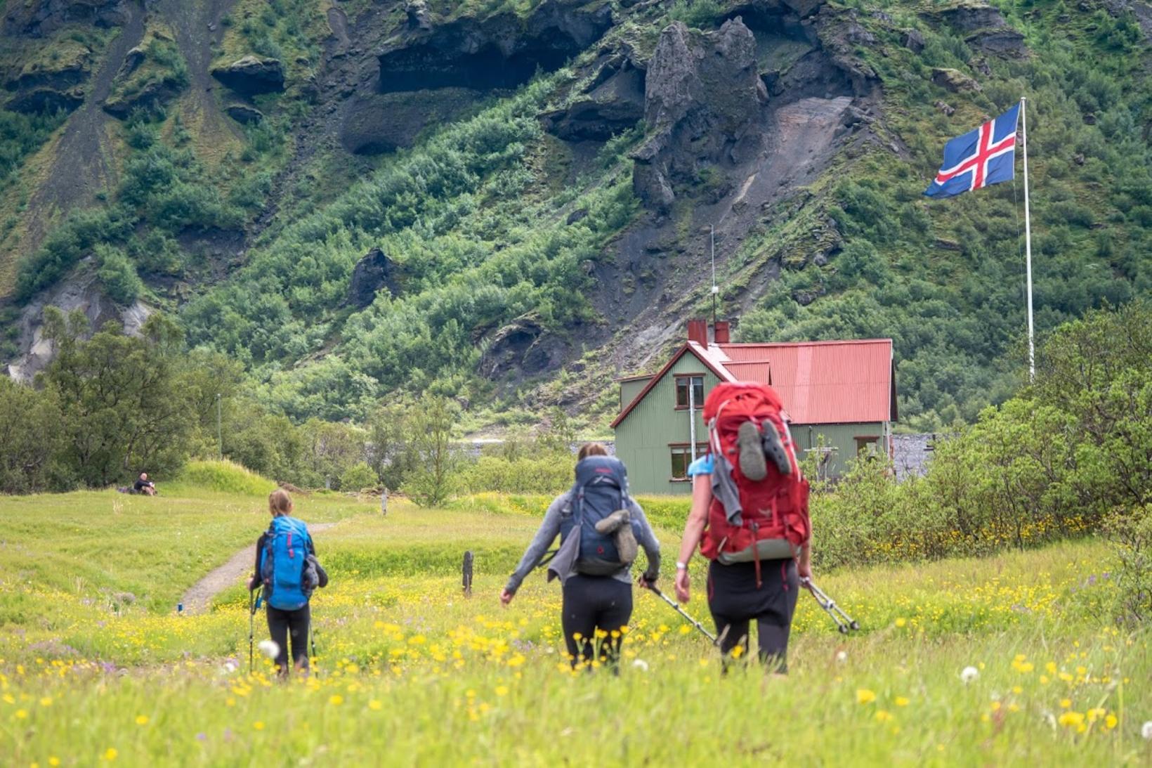 Uppbygging innviða er mikilvæg til að stuðla að náttúruvernd, stýra …
