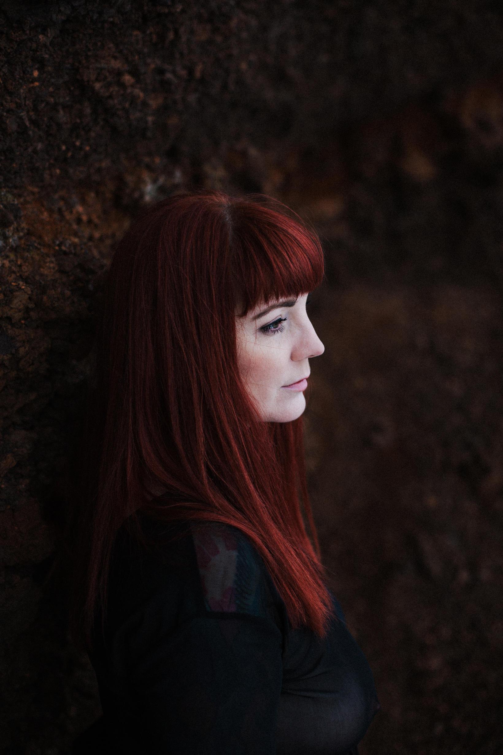Kristín Þórs, kynlífsmarkþjálfi.