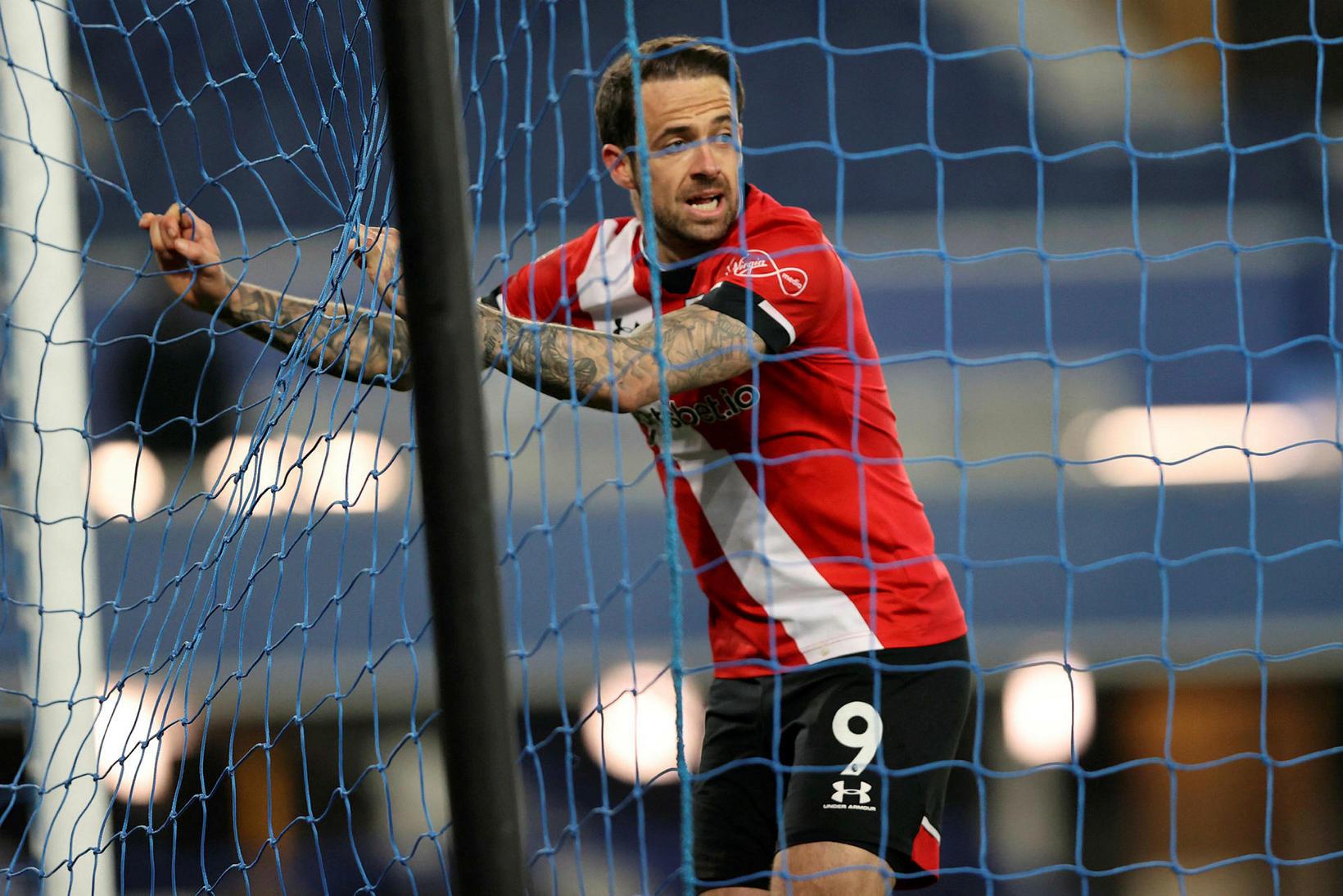 Danny Ings er helsti markaskorari Southampton.