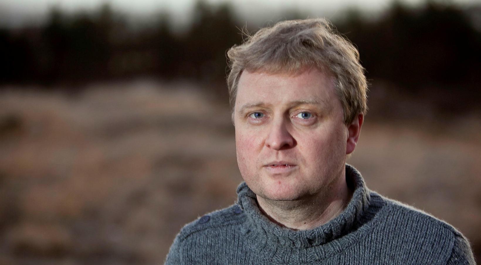 Bjarni Jónsson, þingmaður Vinstri grænna.