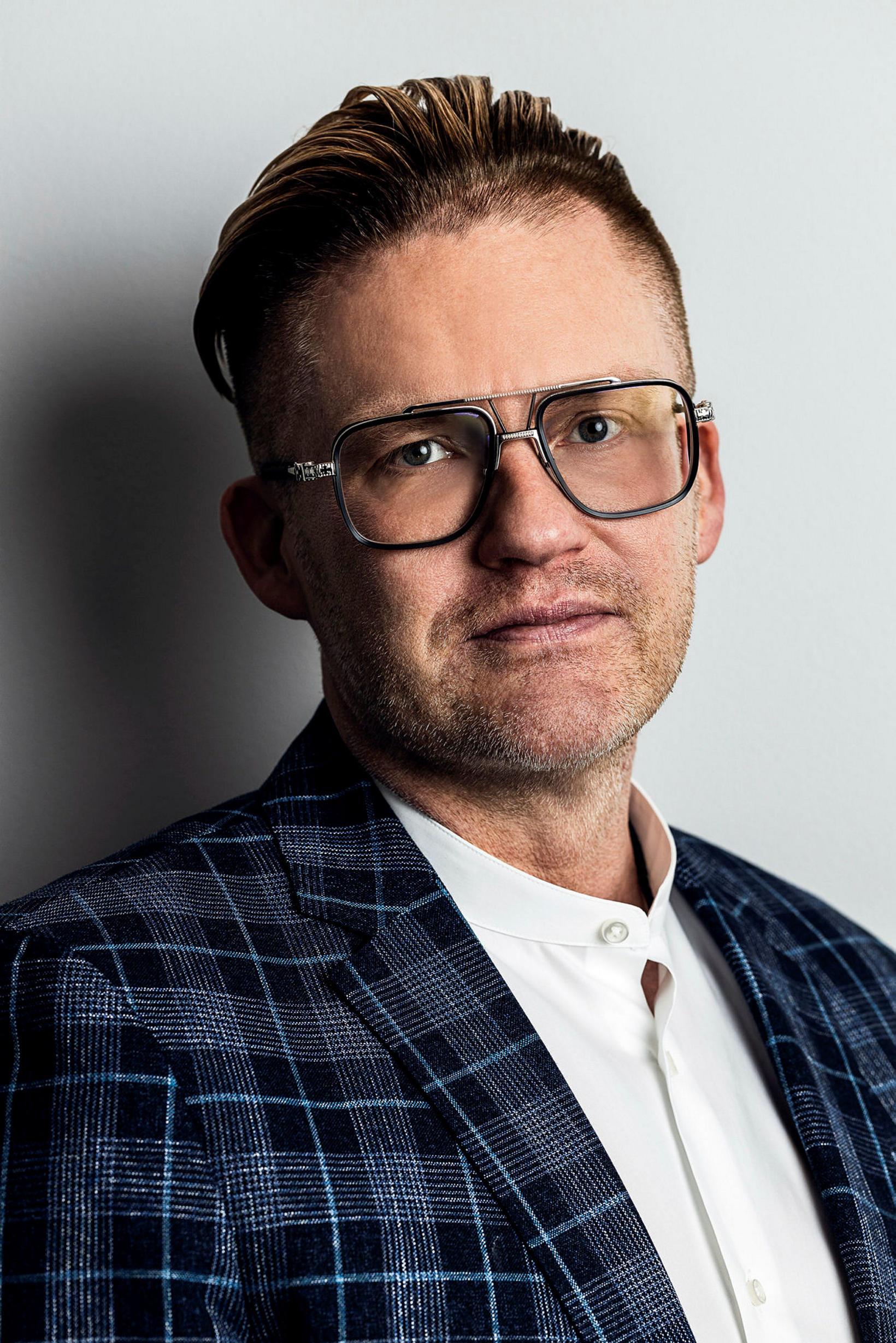 Halldór Kristmannsson, framkvæmdastjóri og fjölmiðlatengiliður hjá Alvogen.