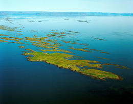 Svefneyjar islands.