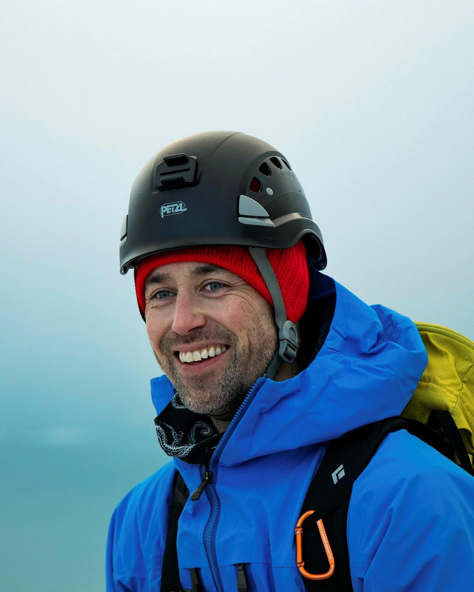 Heimir eru á leiðinni á Everest.
