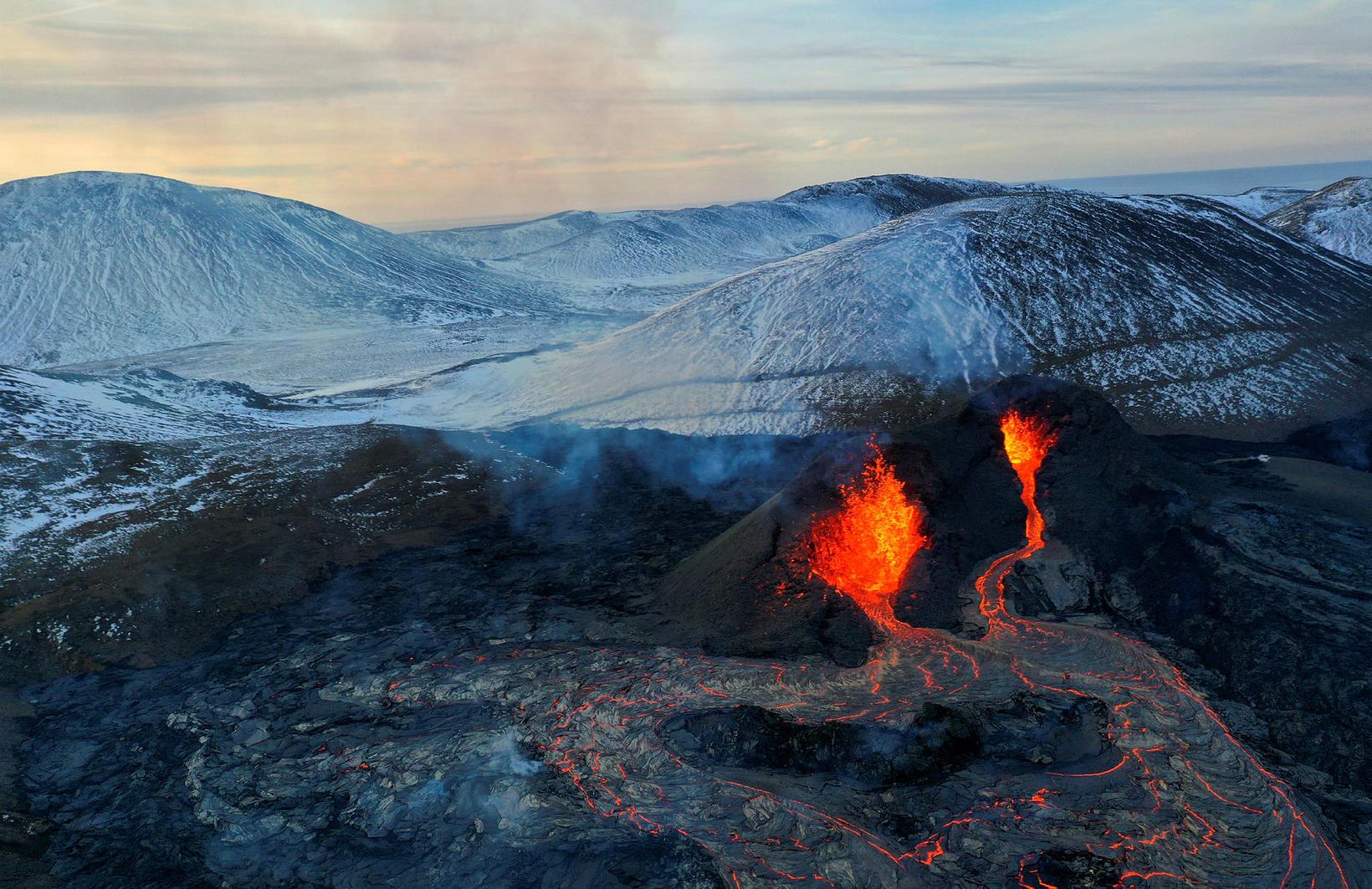 Í svari Hallmundar segir að líklegt megi þykja að sléttlend …