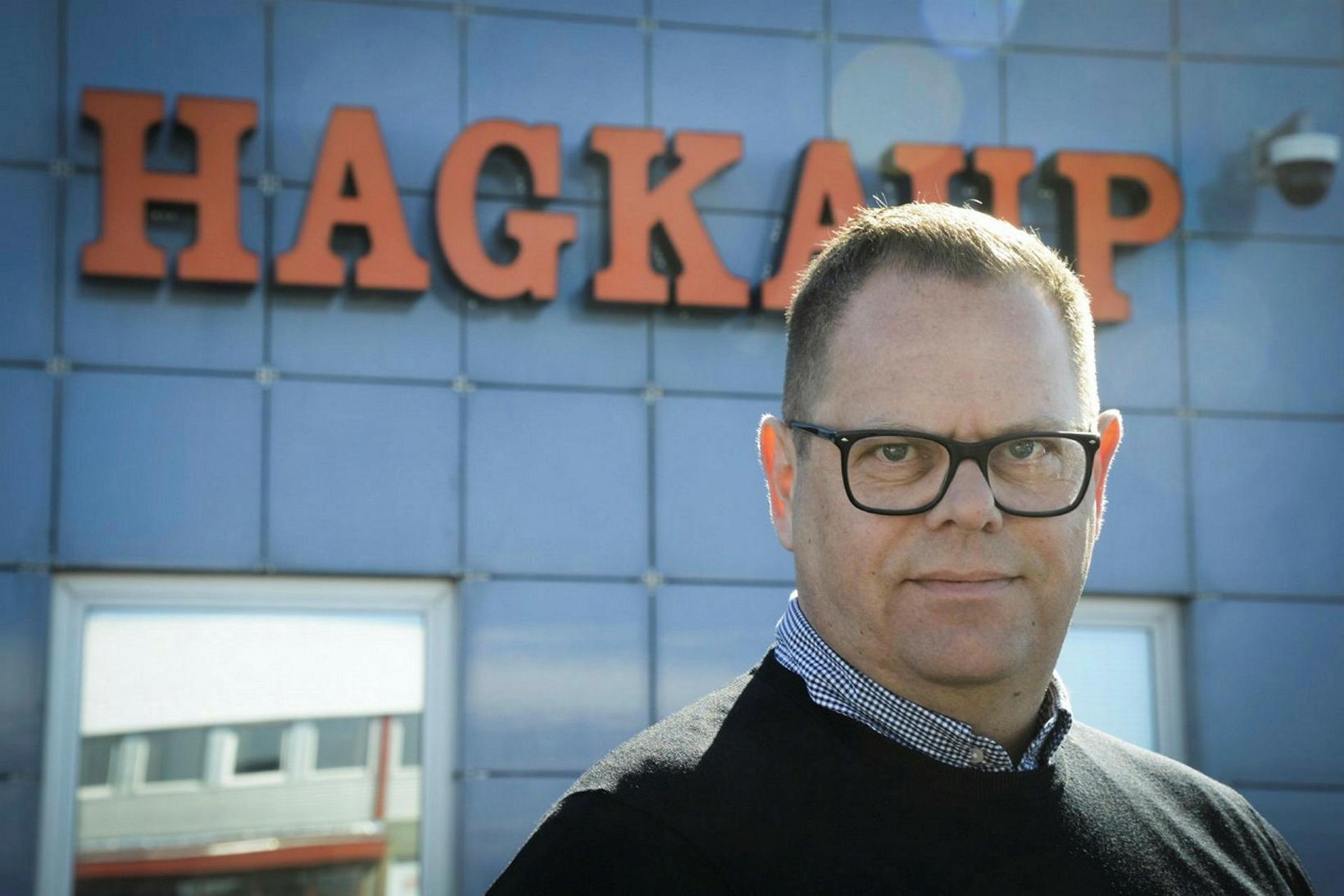 Sigurður Reynaldsson, framkvæmdastjóri Hagkaupa.