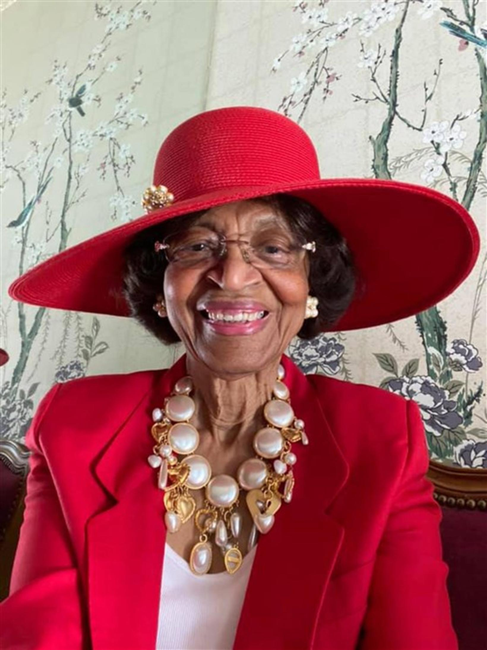 Dr. La Verne Ford Wimberly.
