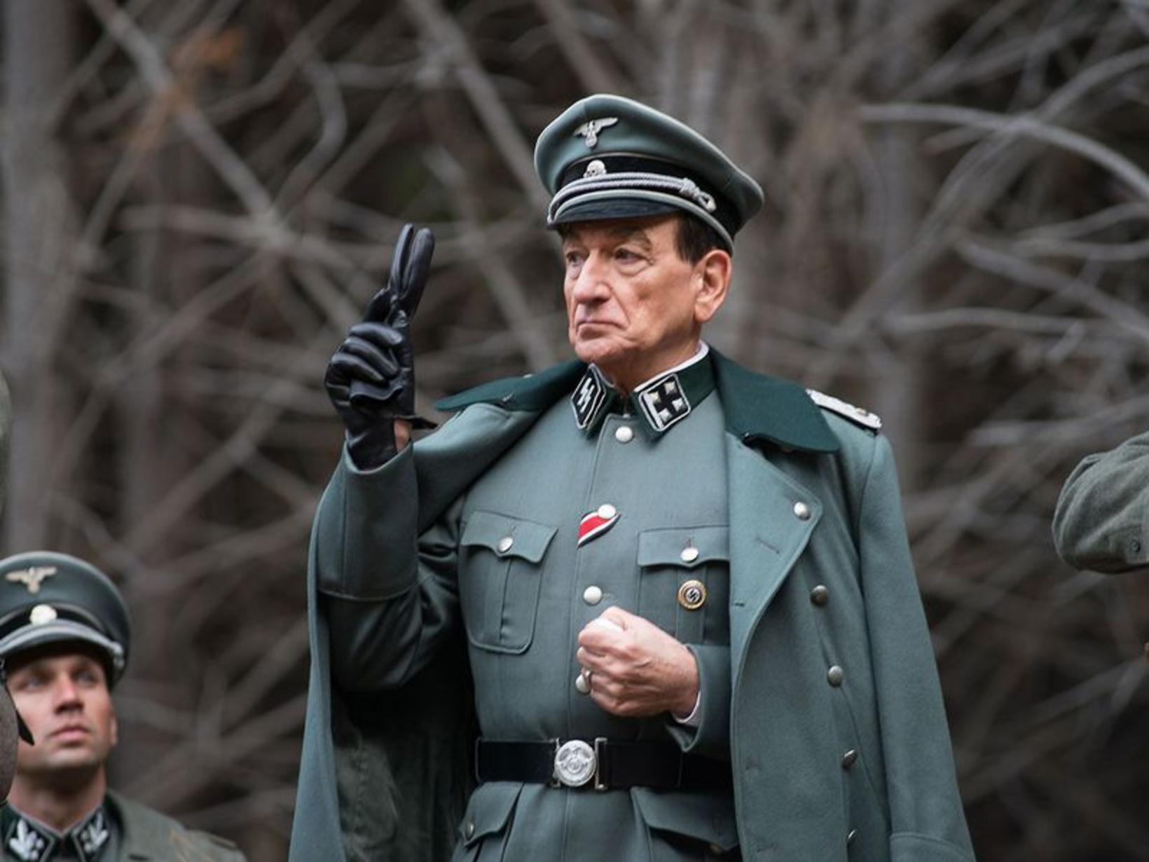 Ben Kingsley lék Adolf Eichmann í kvikmyndinni Operation Finale.
