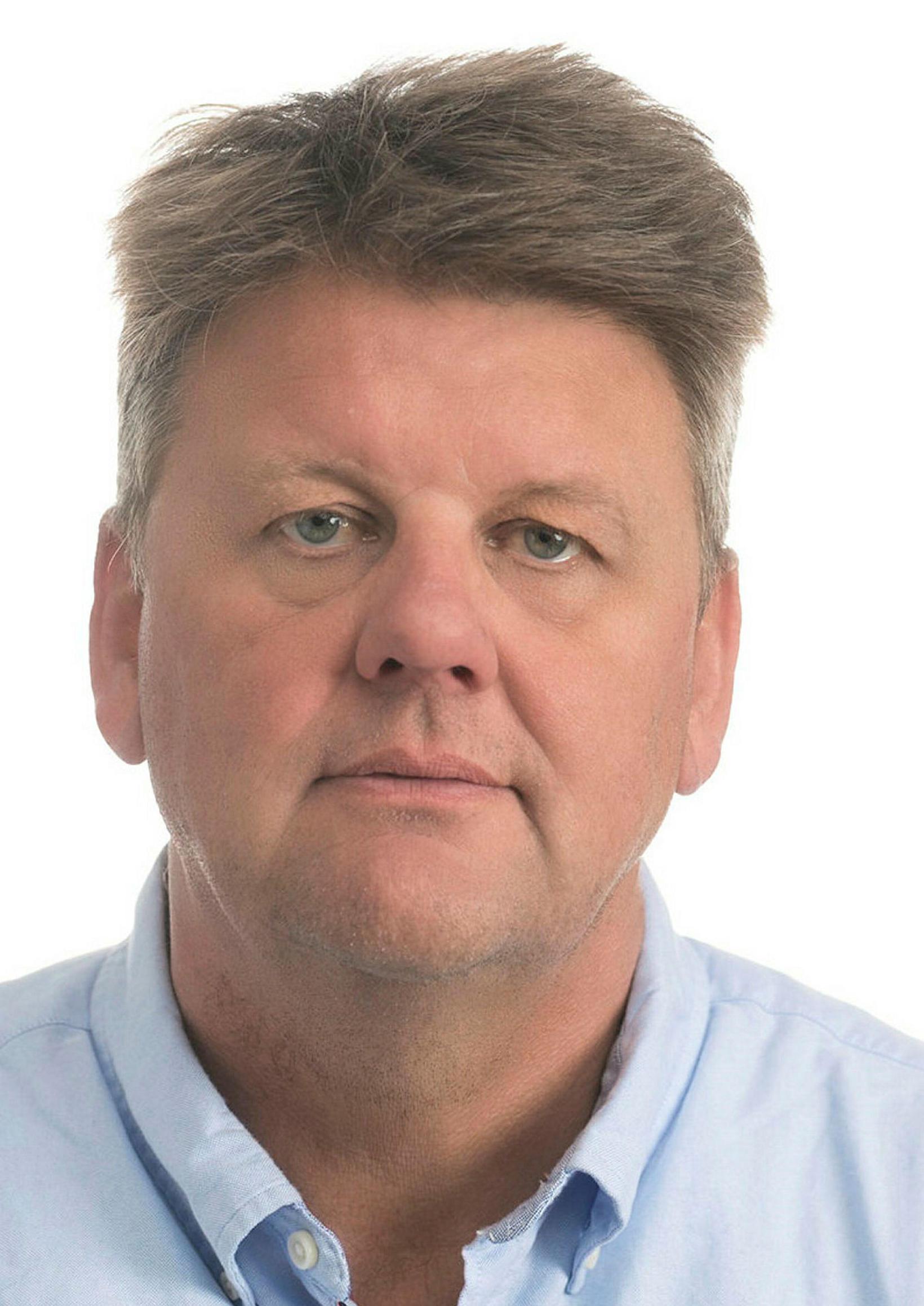Samúel Guðmundsson er formaður Hauka.