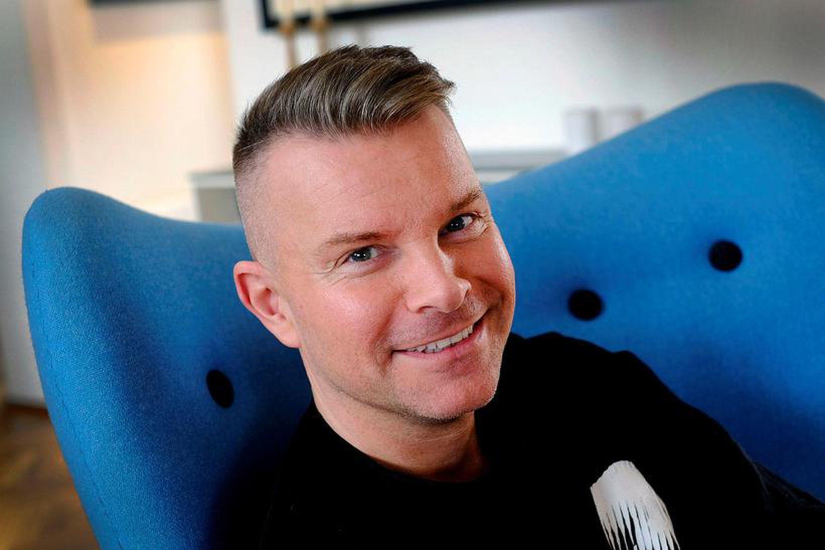 Páll Óskar Hjálmtýsson skilaði skömminni um helgina.