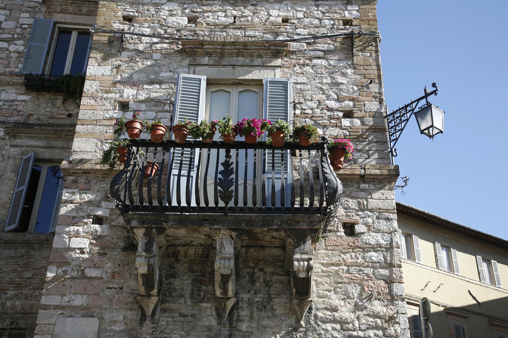 Umbria er græna hjarta Ítalíu.