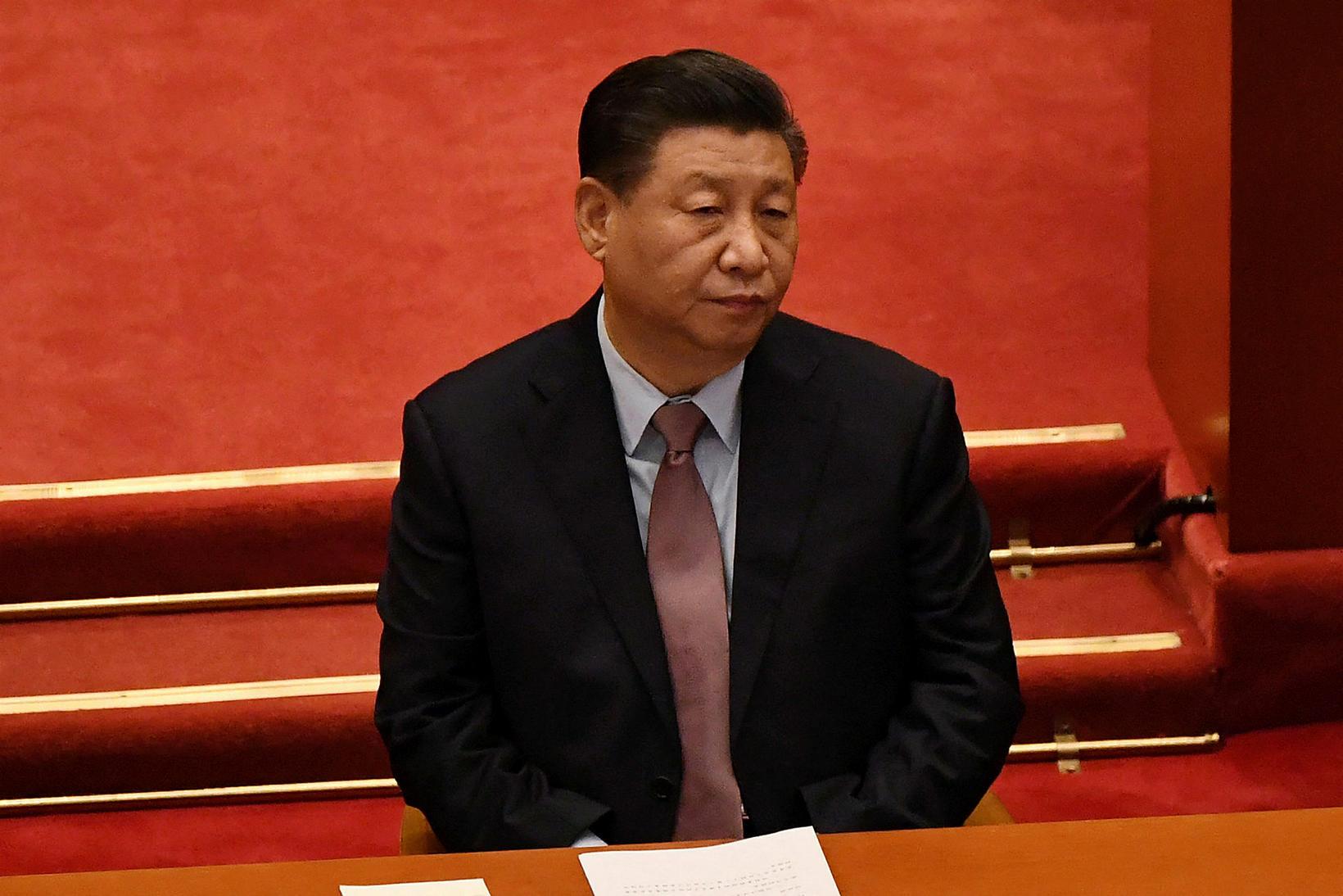 Xi Jinping, forseti Kína.