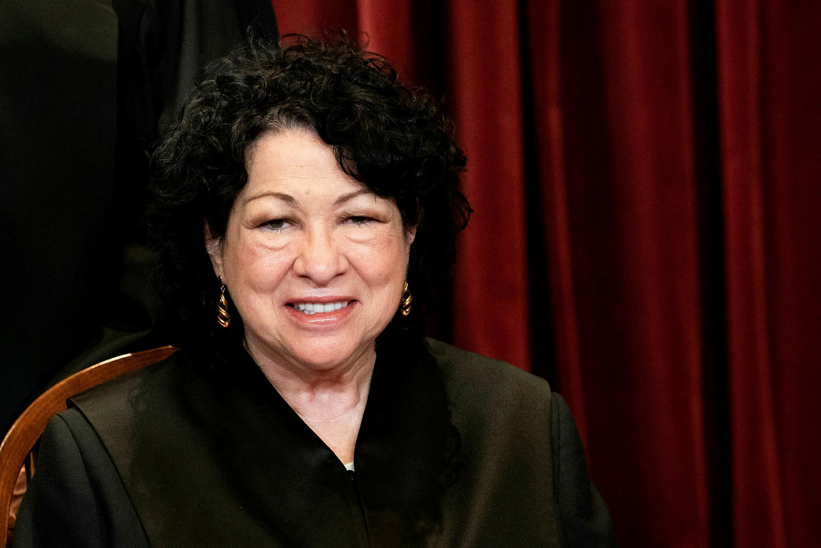 Hæstiréttardómarinn Sonia Sotomayor andmælti ákvörðun dómstólsins í sératkvæði.