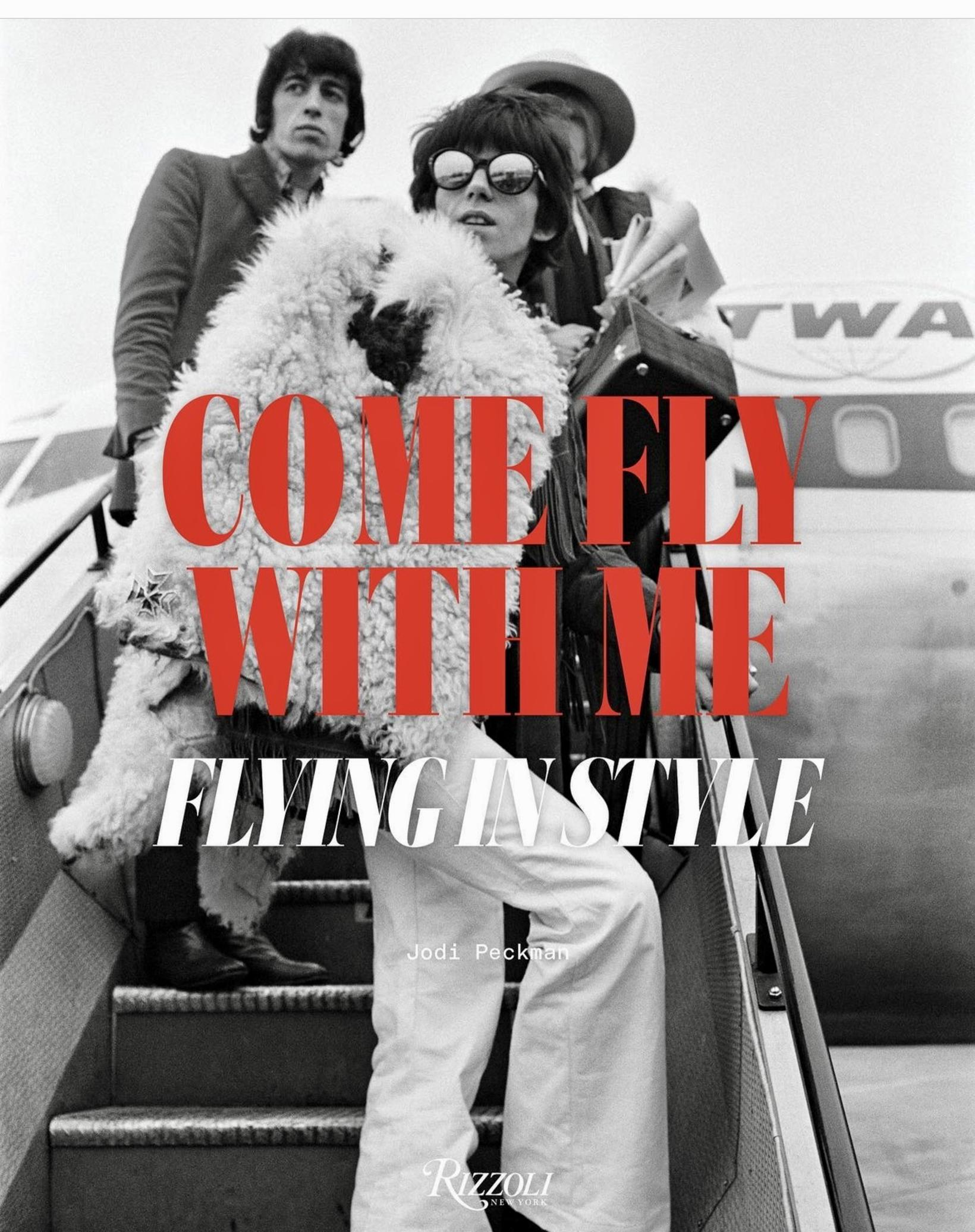 Bók Jody Peckman heitir Come Fly With Me: Flying in …
