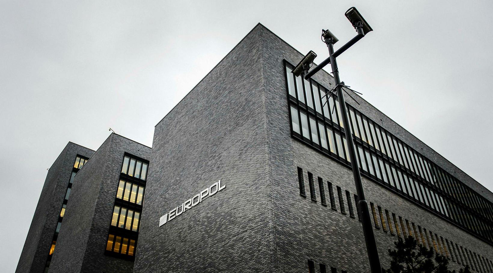 Höfuðstöðvar Europol.