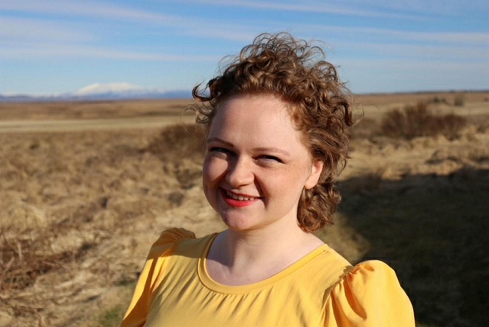 Árný Fjóla Ásmundsdóttir.