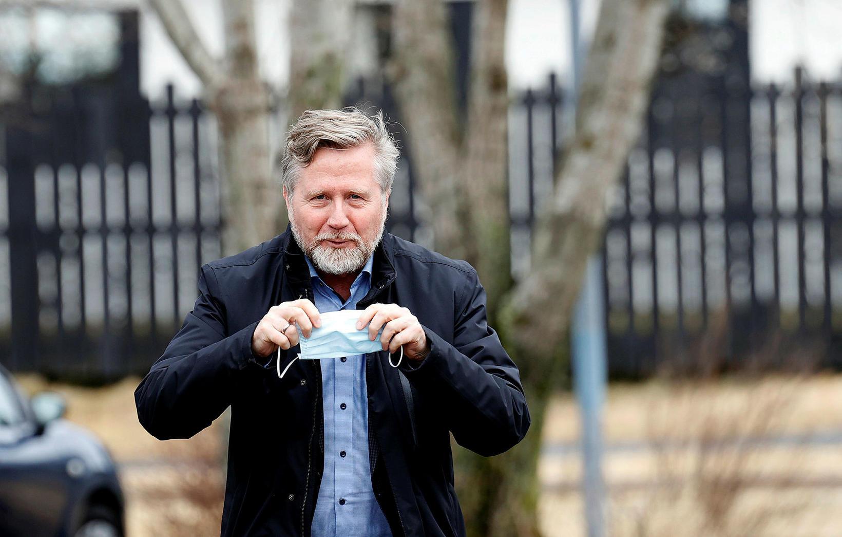 Helgi Grímsson.