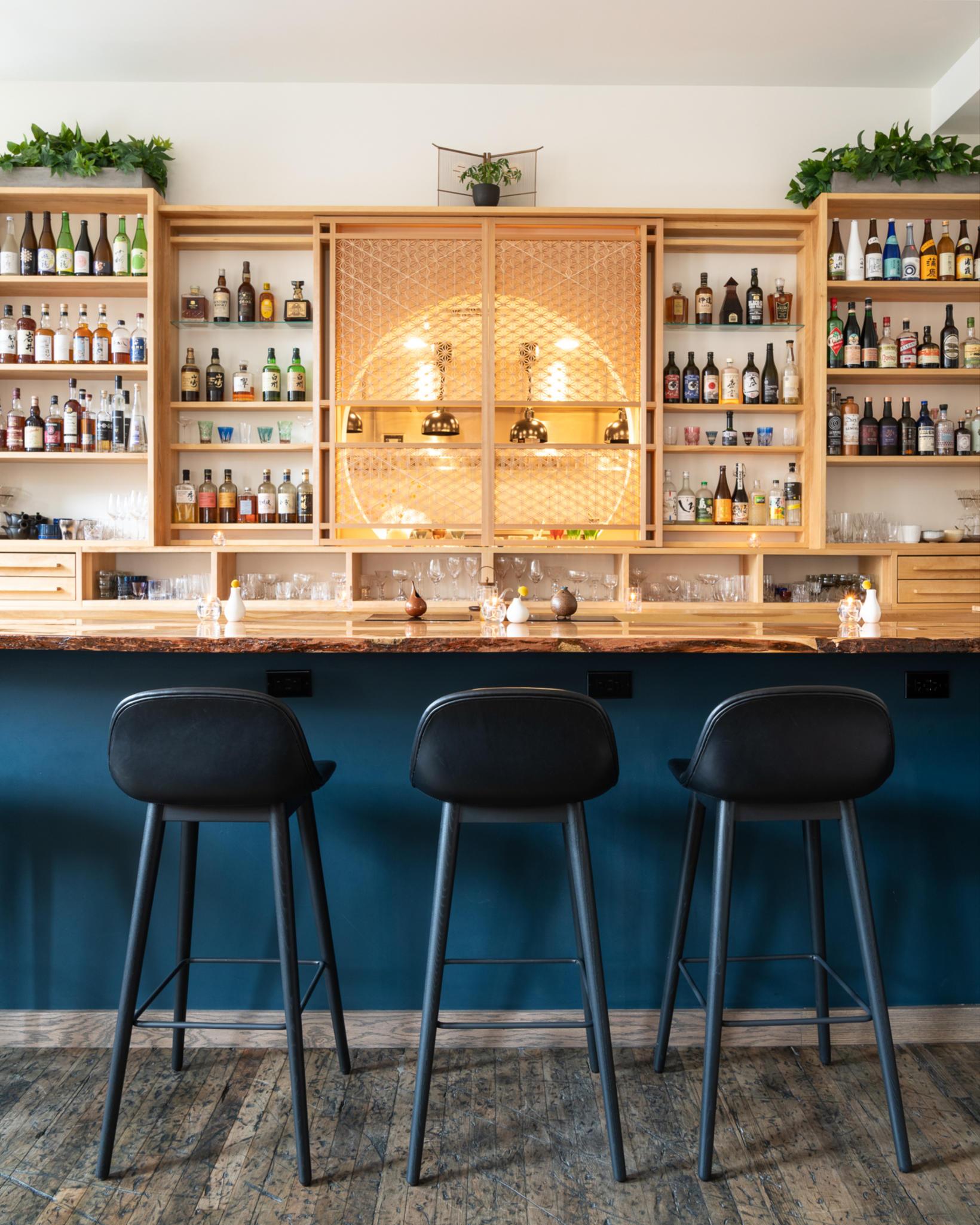 Nýstárlegur bar, þar sem kokteilarnir eru ekki af verri endanum.