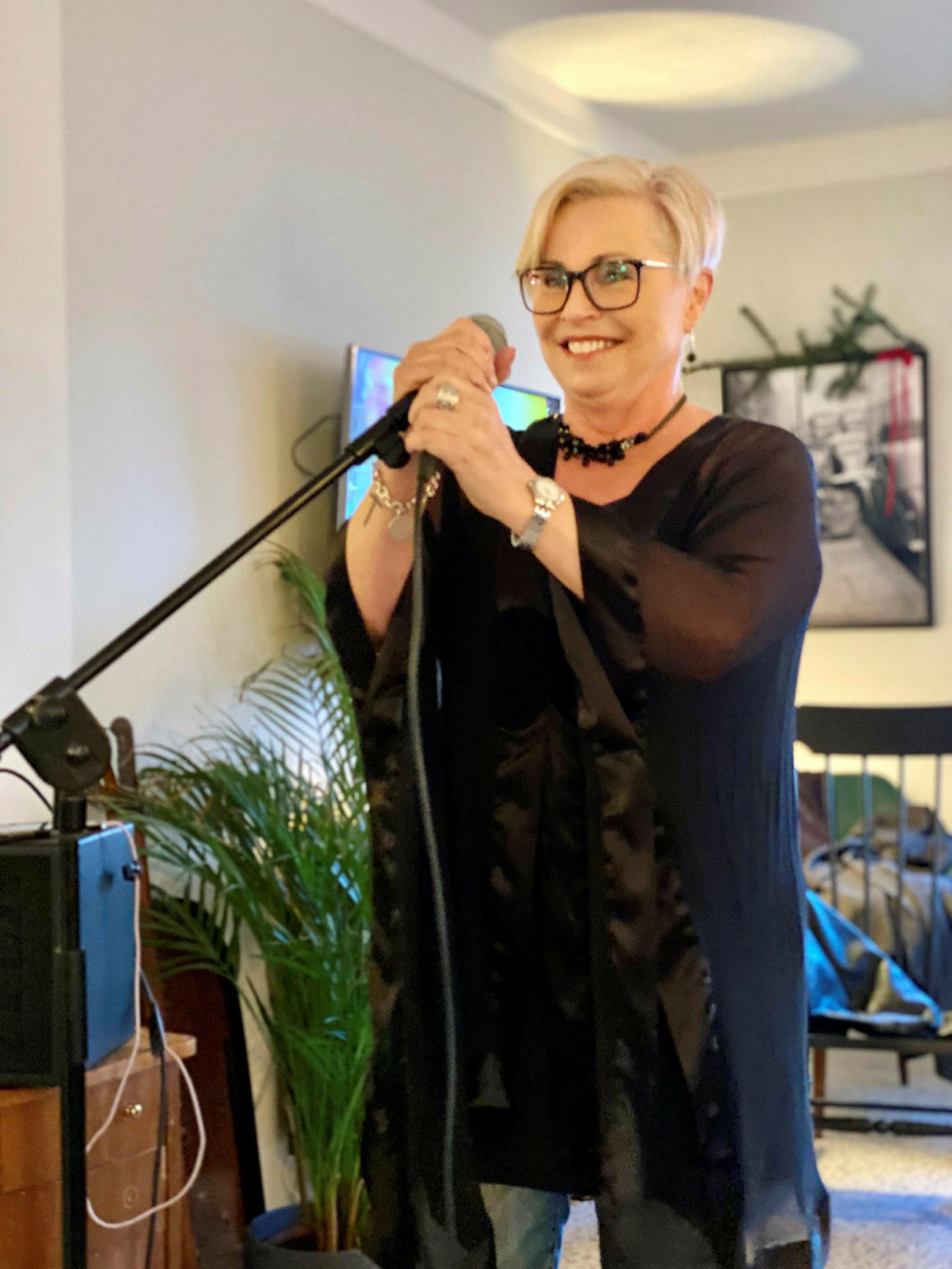 Helga Möller.