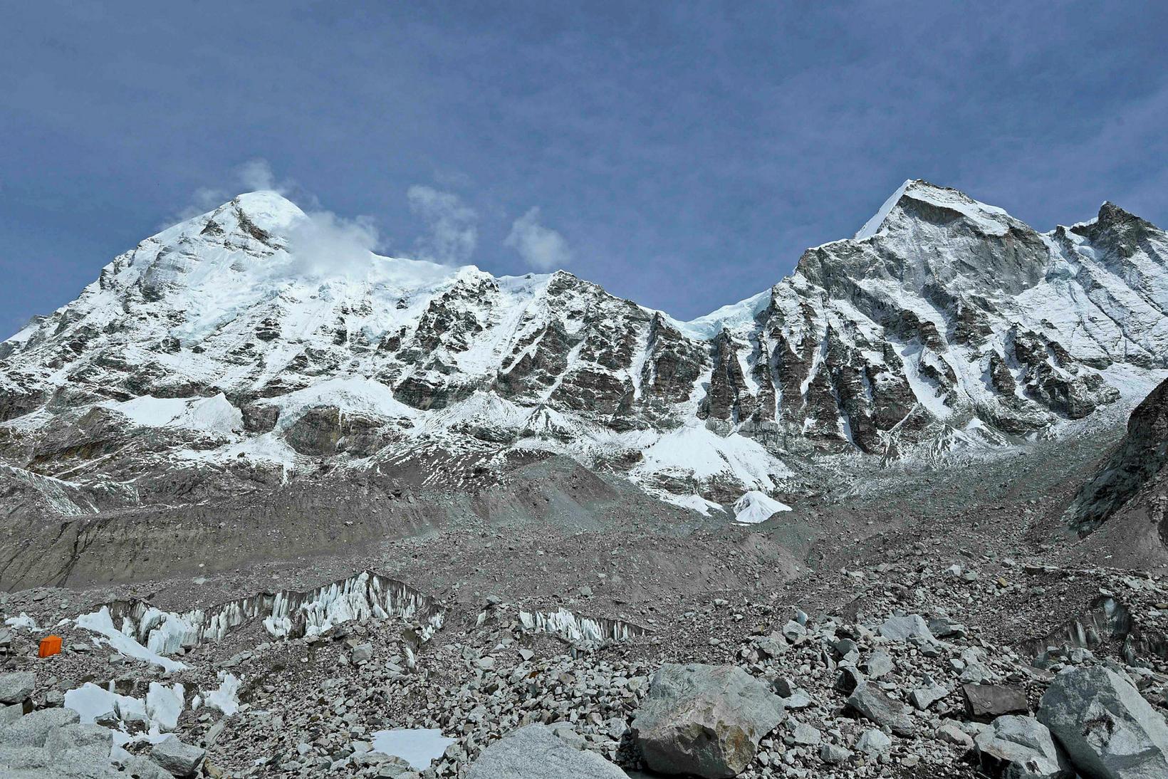Khumbu-jökull.