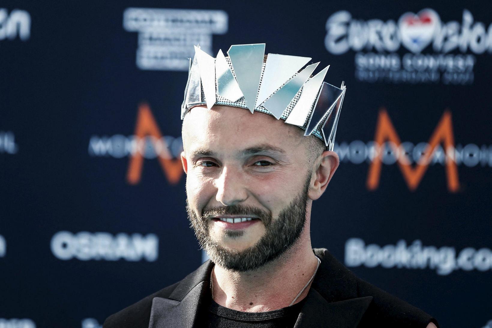 Contestant Vasil frá Norður-Makedóníu.
