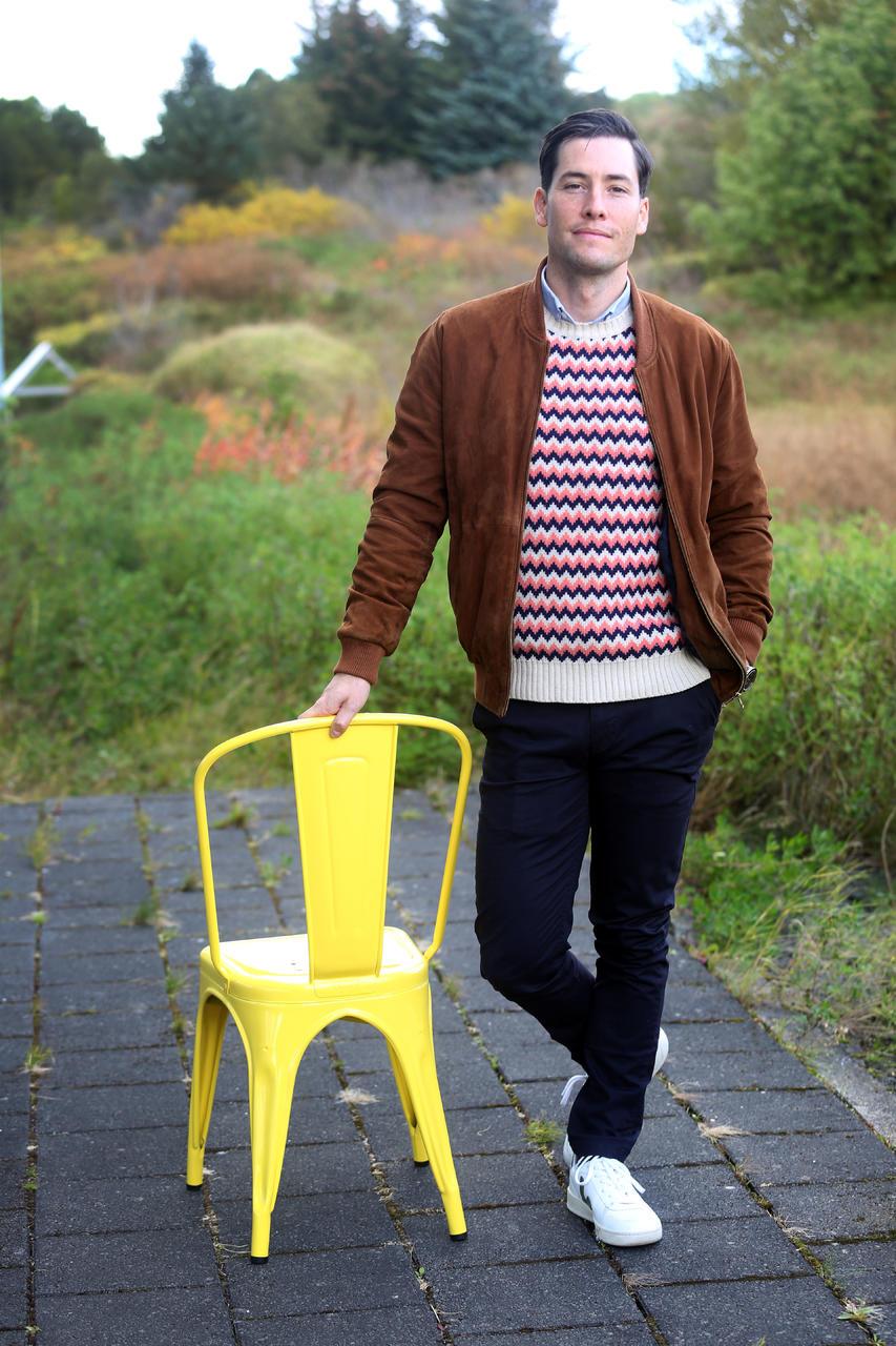 Maxime Sauvageon er fæddur og uppalinn í Frakklandi.