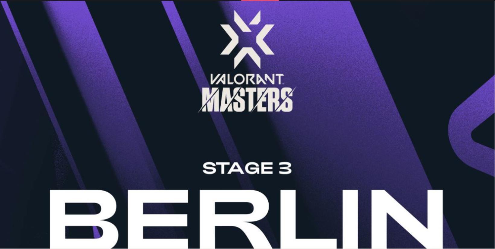 Kynningarmynd fyrir VALORANT Champions Tour 2021: Stage 3 Masters - …