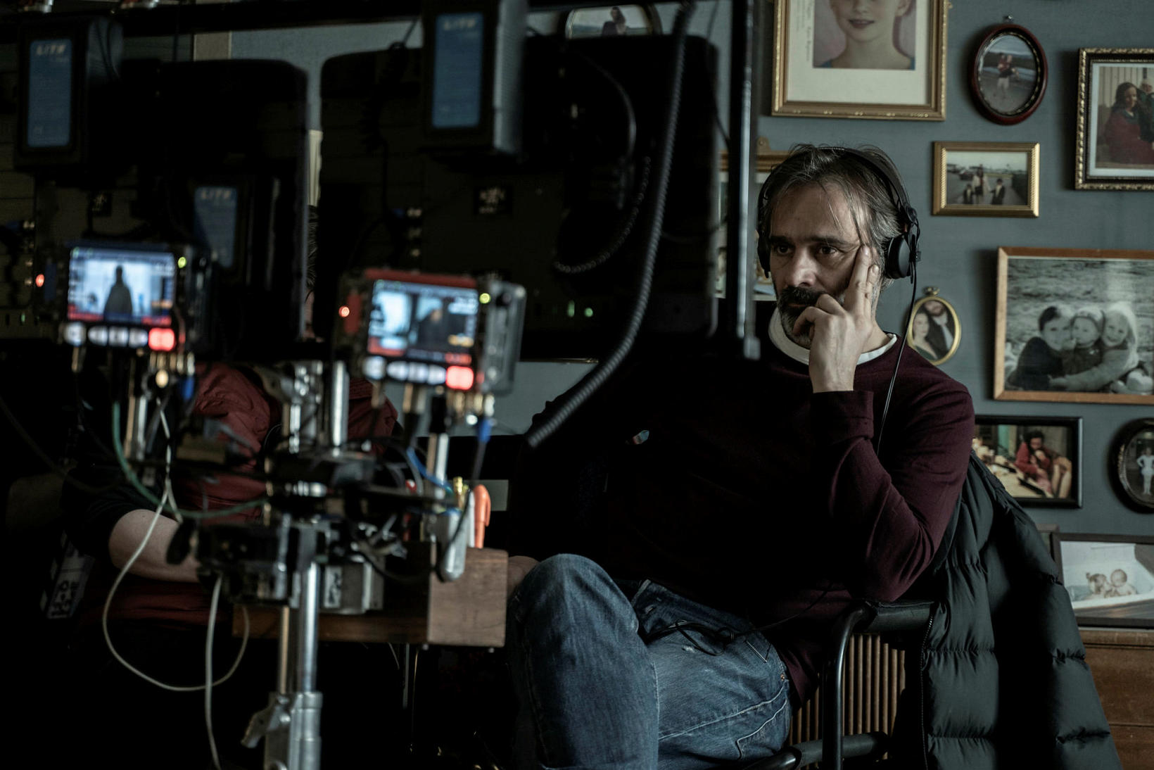 Director Baltasar Kormákur.
