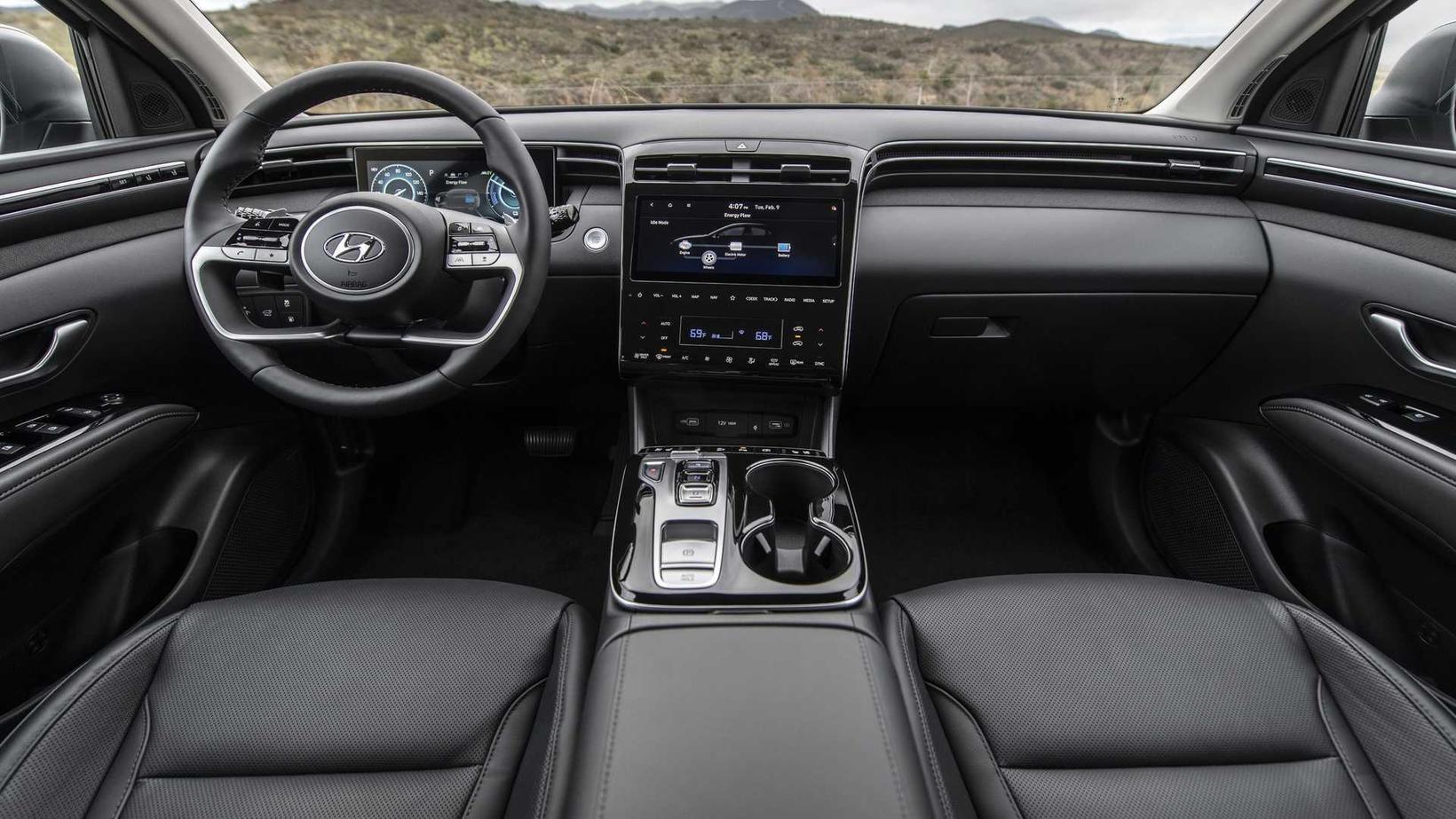 Um 200 manns skráðu sig fyrir tengiltvinnjepplingnum Hyundai Tucson