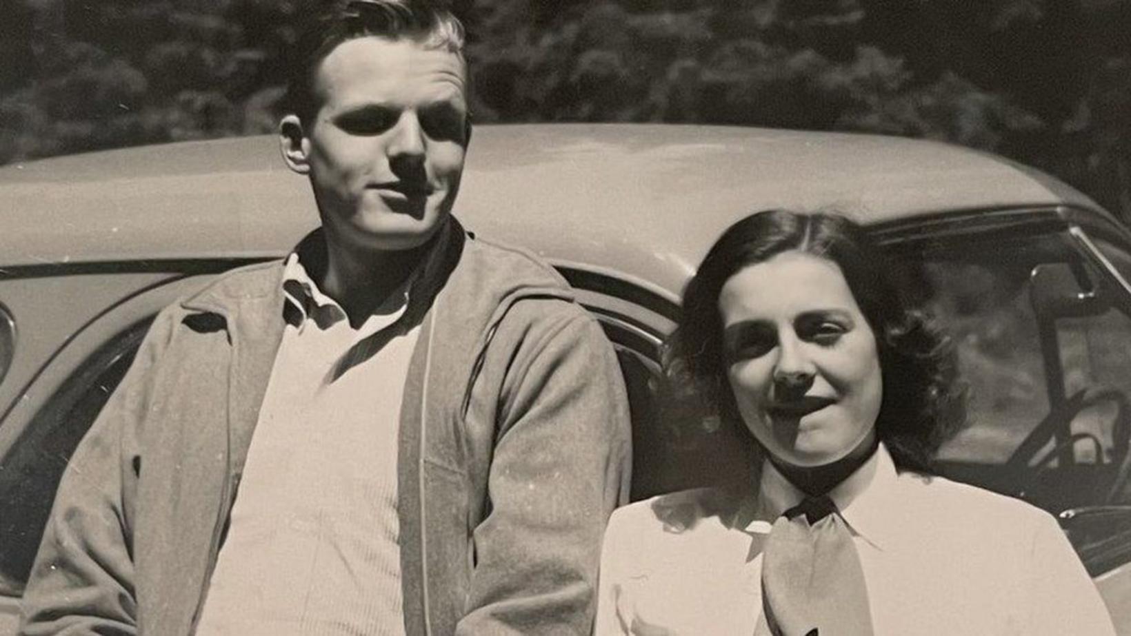 Ann og Richard Miller.