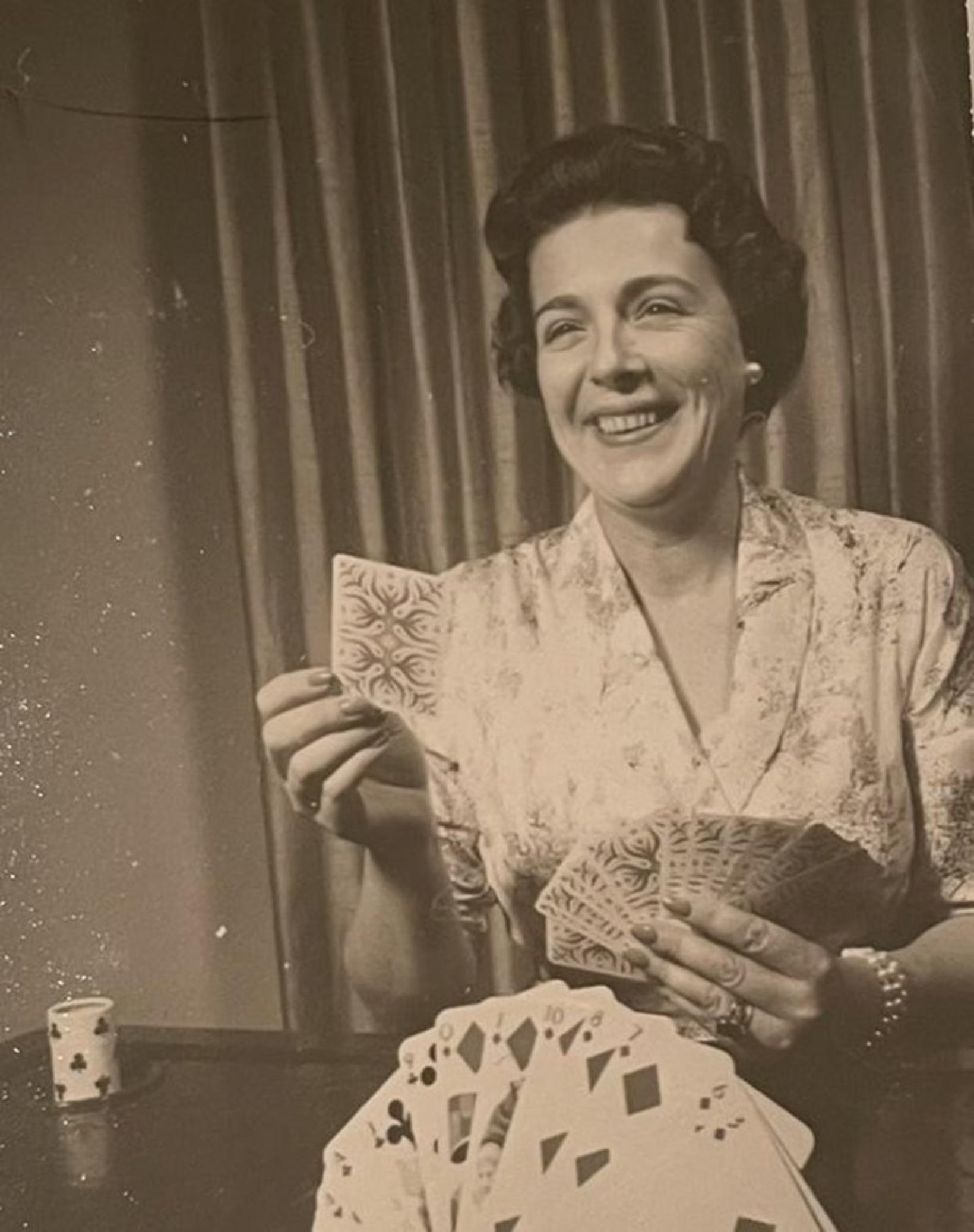 Ann Russell Miller.