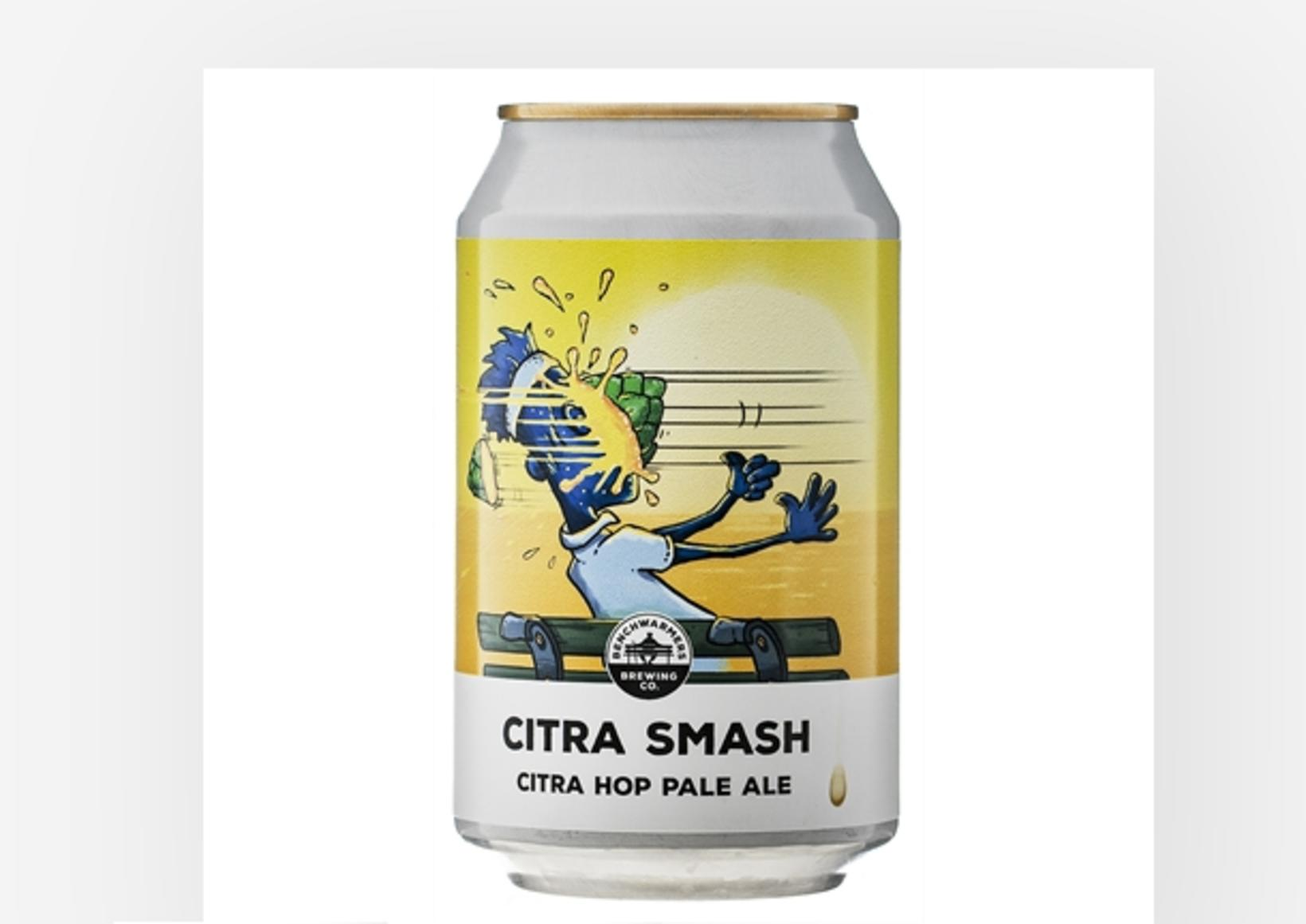 Benchwarmers Citra Smash.