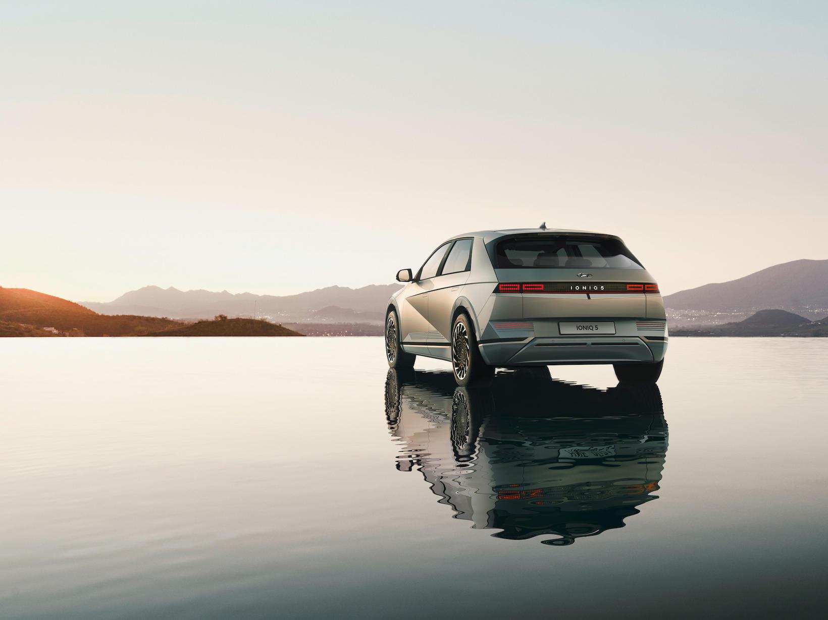 Hyundai Ioniq 5 er búinn þægindum og tækni sem ekki …