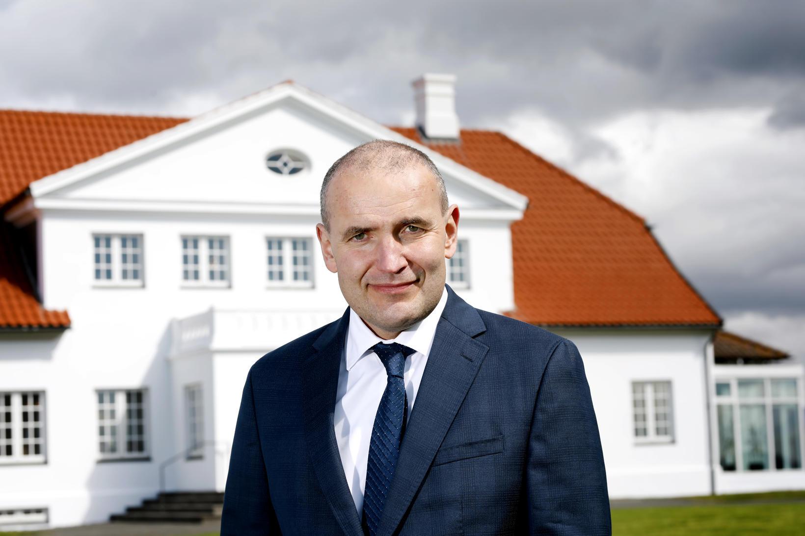 Guðni Th. Jóhannesson, forseti Íslands, segir ríkisstjóratíð Sveins Björnssonar 1941-1944 …